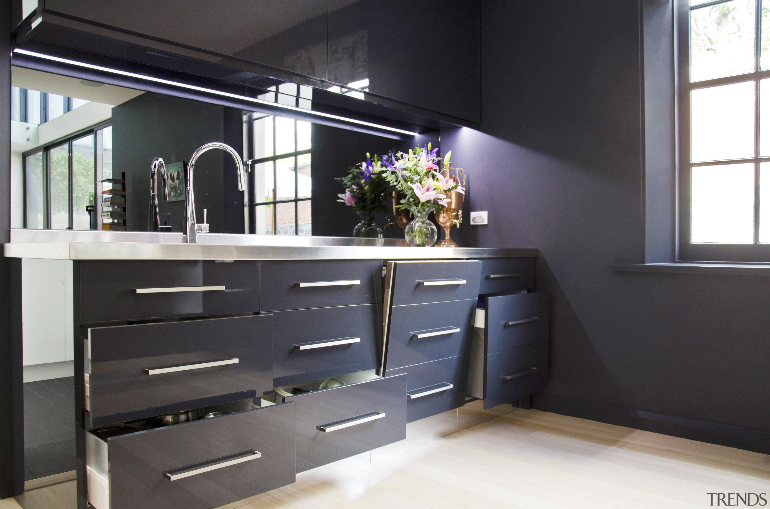 Winner Kitchen Design and Kitchen of the Year furniture, interior design, kitchen, product, product design, black