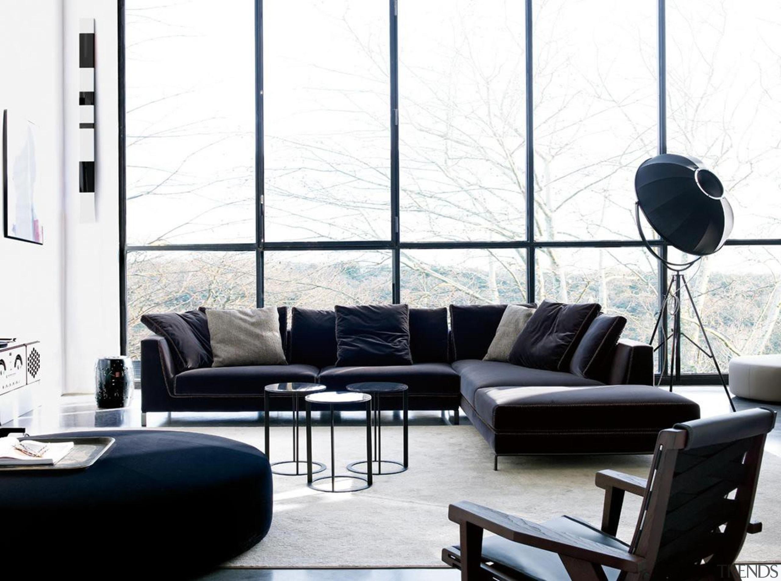bebitaliacitterioraysofablackinstu1200.jpg - bebitaliacitterioraysofablackinstu1200.jpg - angle   couch   angle, couch, furniture, interior design, living room, product design, table, window, white, black