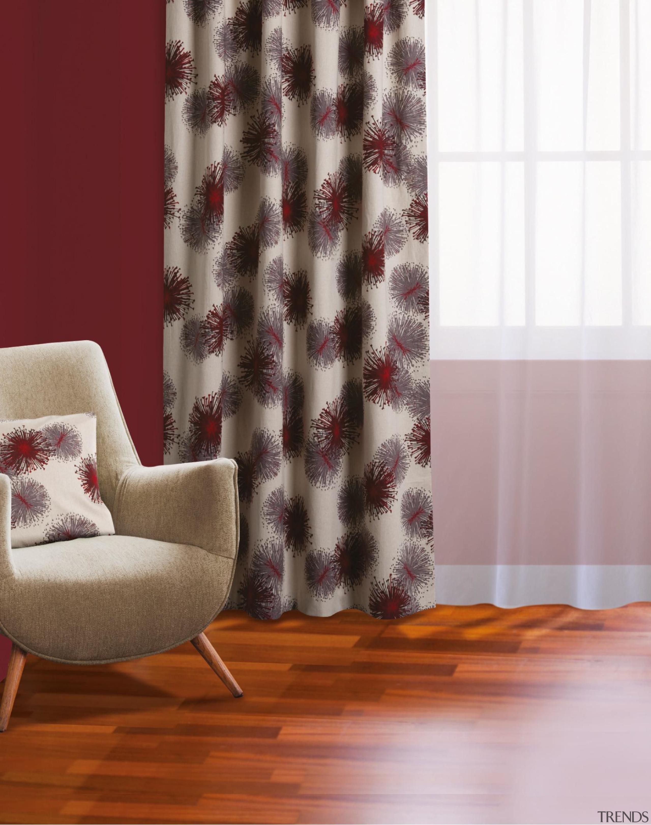 Artiste - curtain | decor | floor | curtain, decor, floor, flooring, interior design, textile, window, window covering, window treatment, gray