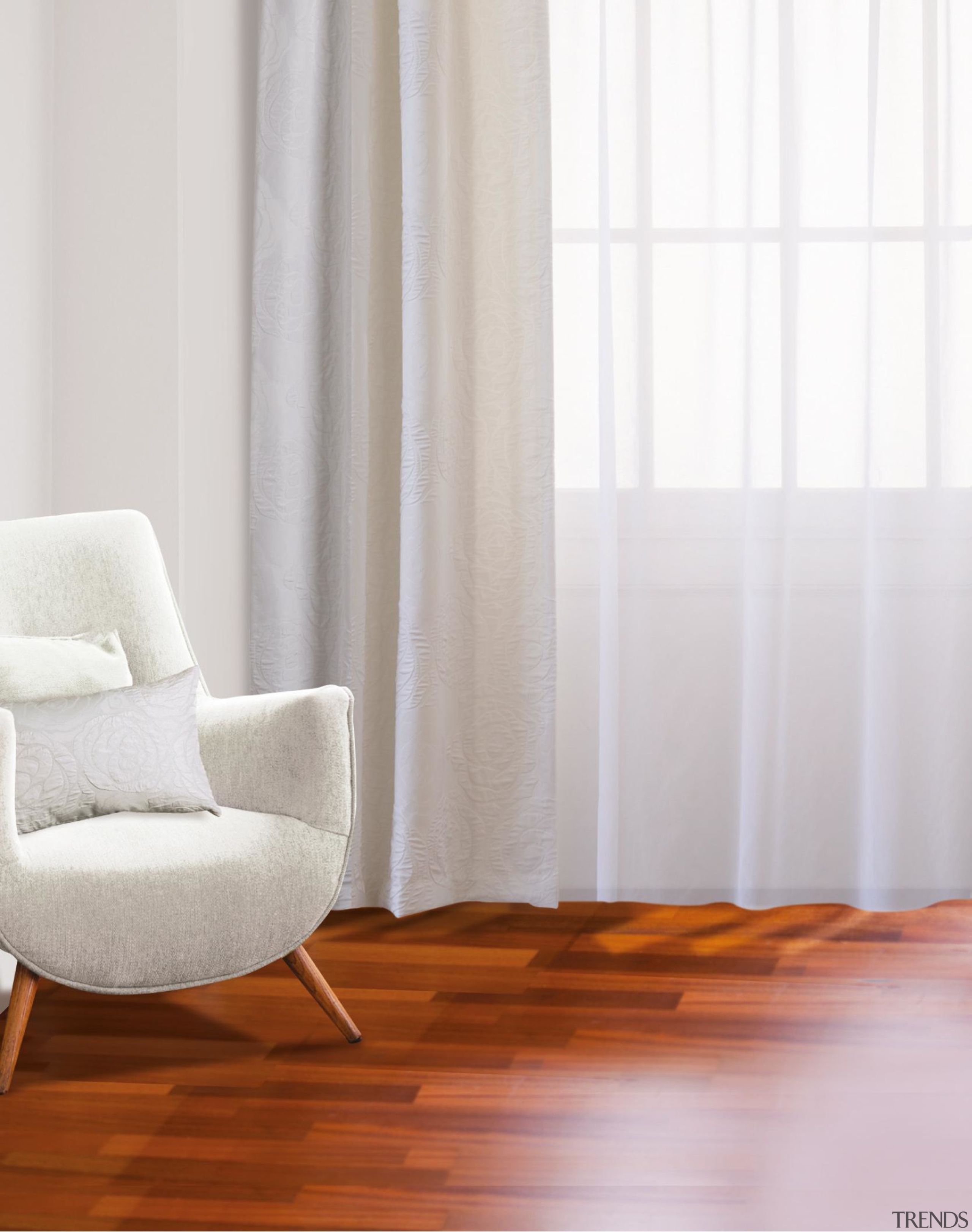 Pause - chair | couch | curtain | chair, couch, curtain, floor, flooring, furniture, hardwood, interior design, laminate flooring, living room, product, room, table, textile, wall, window, window blind, window covering, window treatment, wood, wood flooring, white
