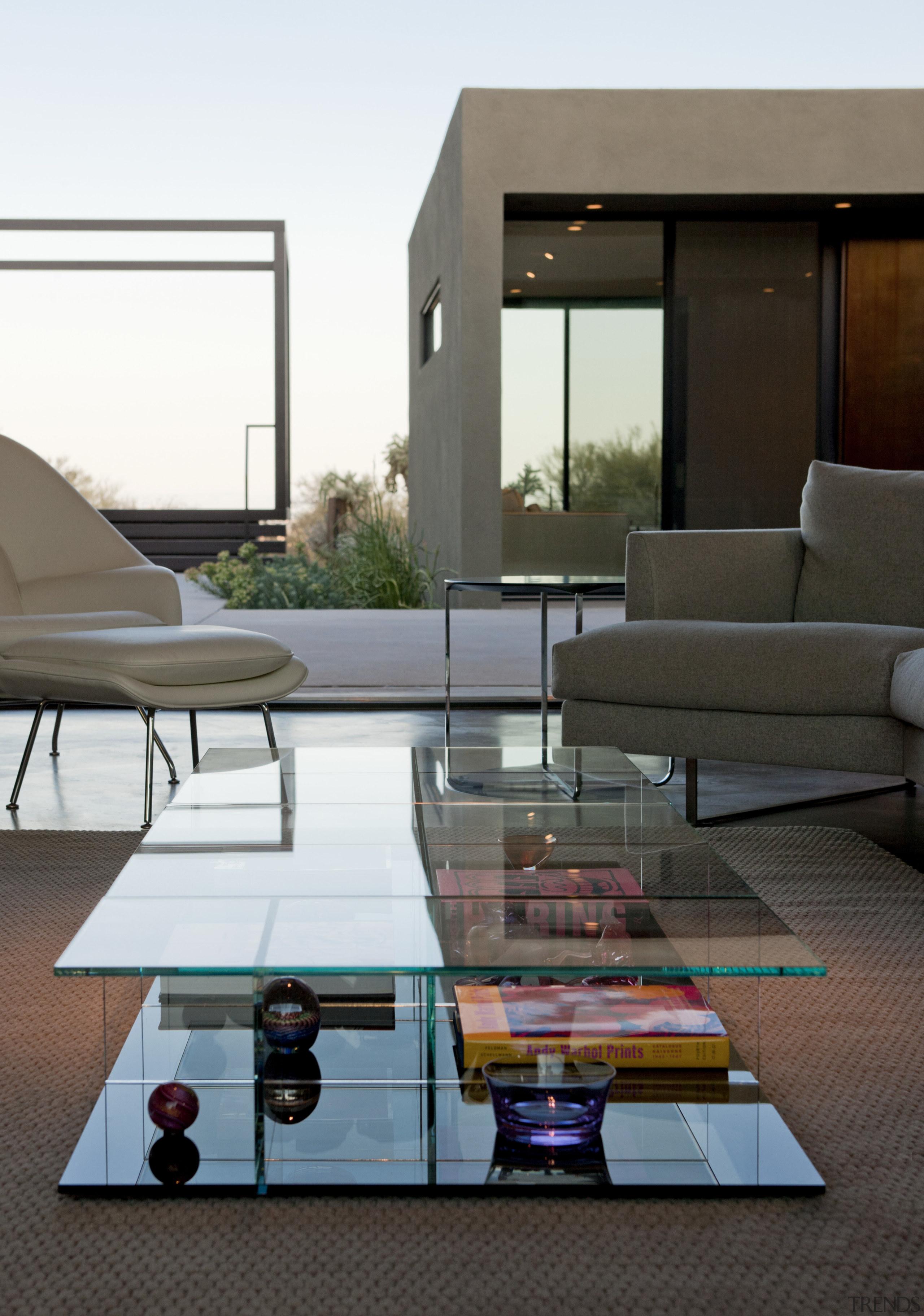 Minimalist desert new house - Gallery - 23 | Trends
