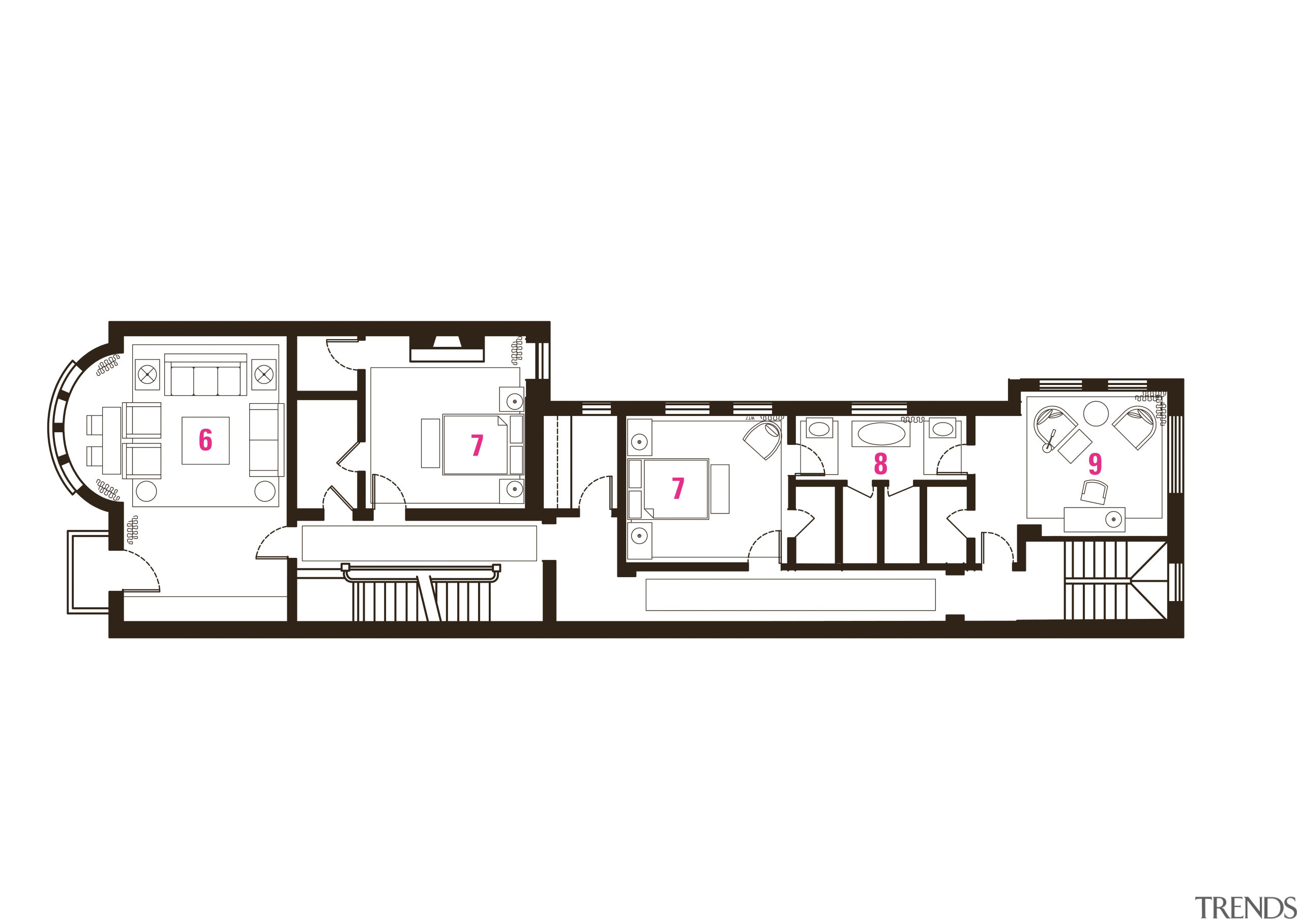 Architectual legend for plans of historical houe. - area, design, floor plan, line, product, product design, white