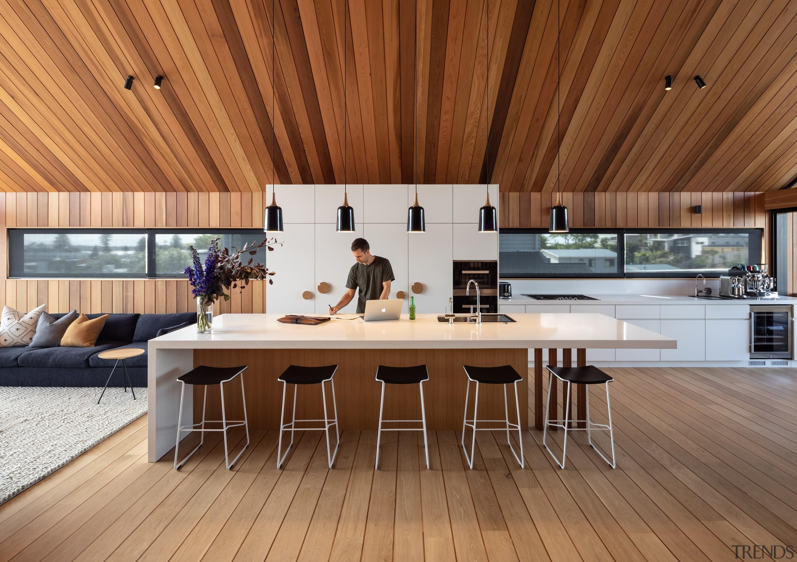 Generational House Kitchen -