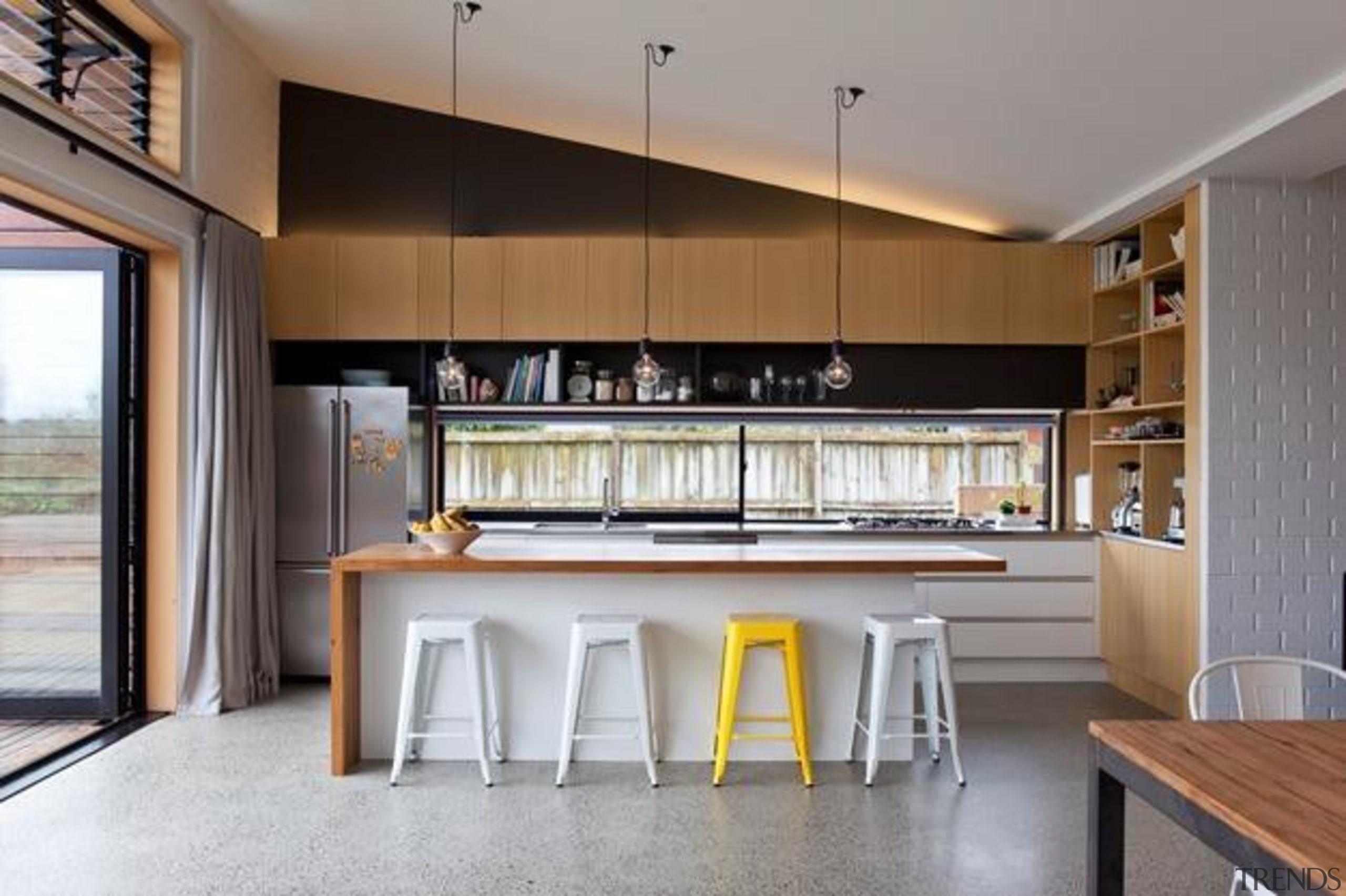 kitchen - architecture   interior design   real architecture, interior design, real estate, gray