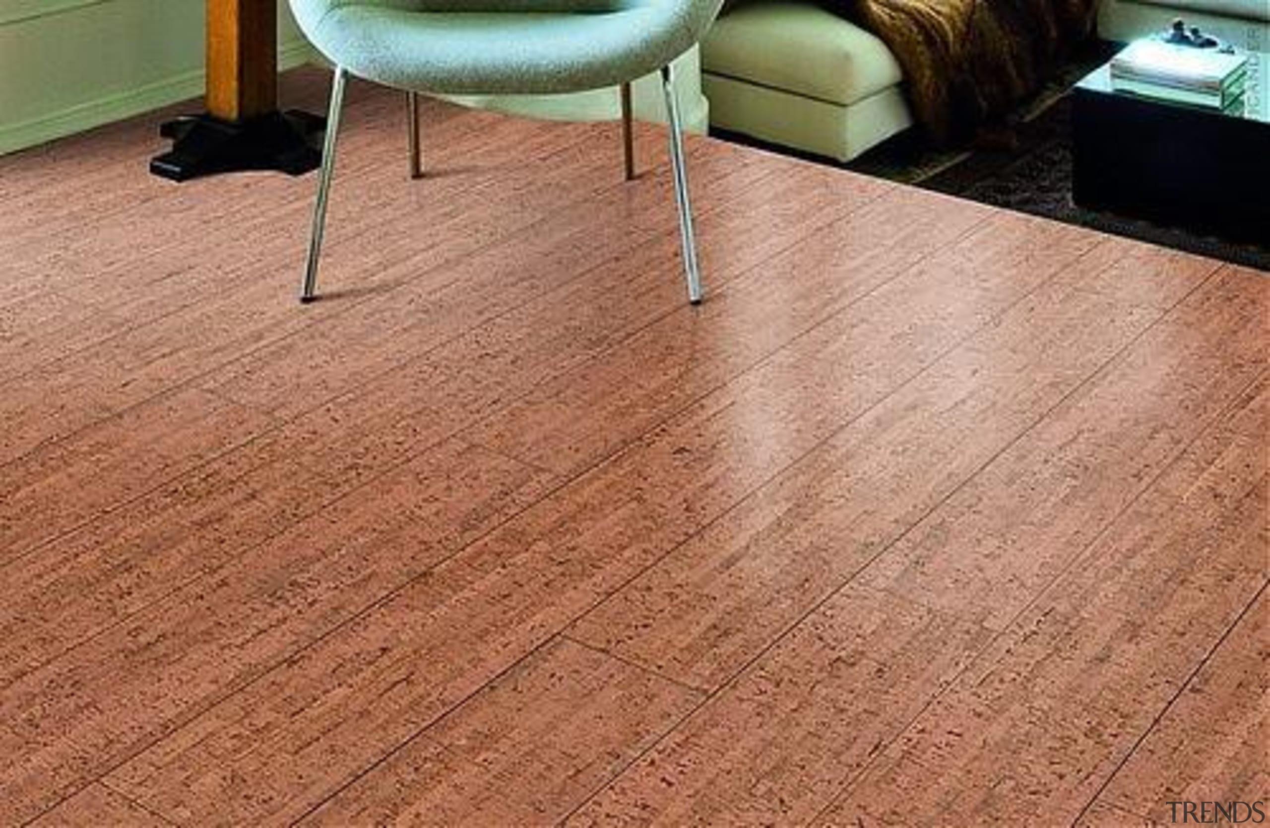 Cork Comfort - Reed Barley - Cork Comfort floor, flooring, hardwood, laminate flooring, tile, wood, wood flooring, wood stain, orange, brown