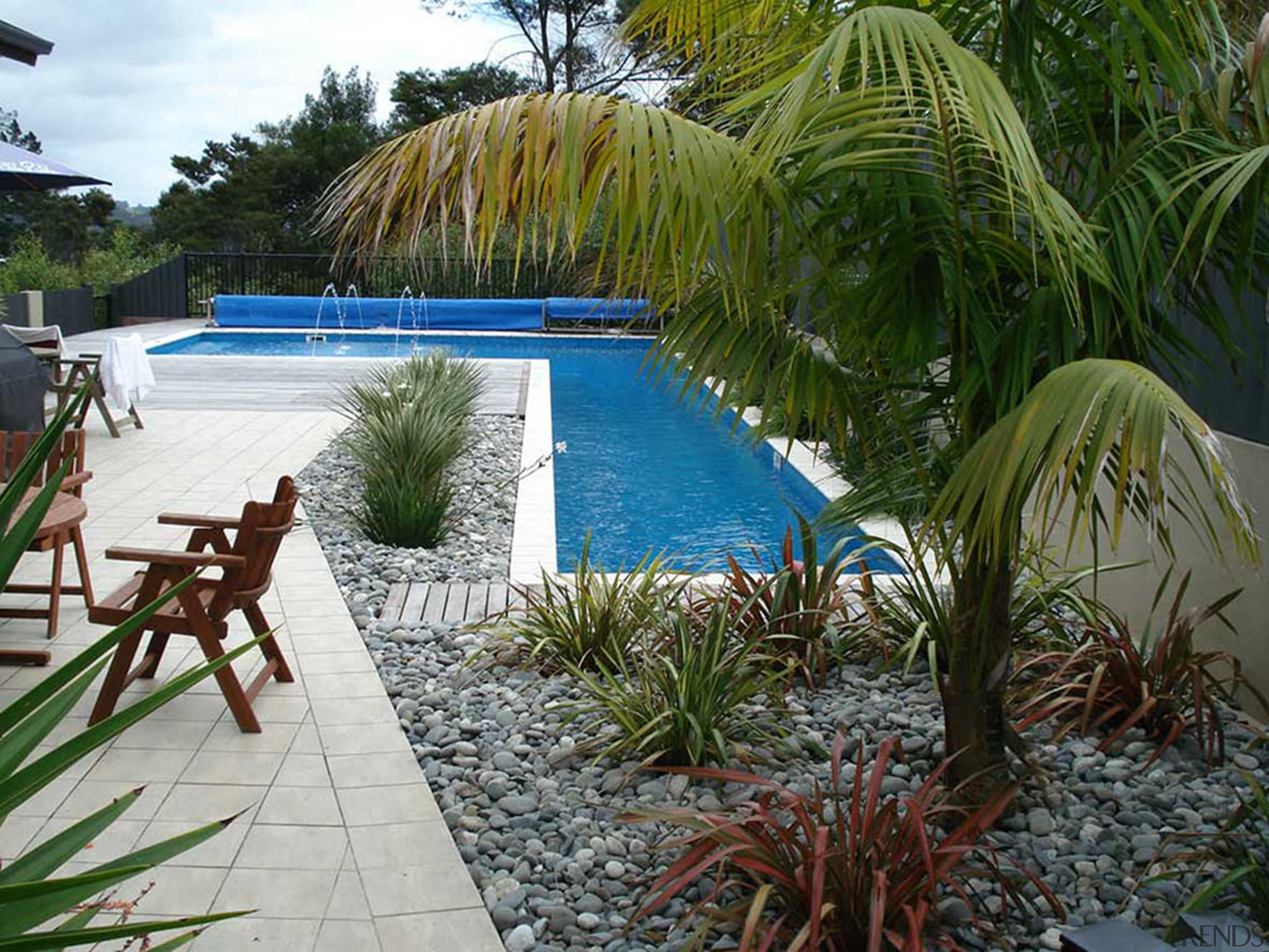 Cascades highly durable Aqualux 770 interiors last over arecales, leisure, palm tree, plant, property, real estate, resort, swimming pool, tree, tropics, brown