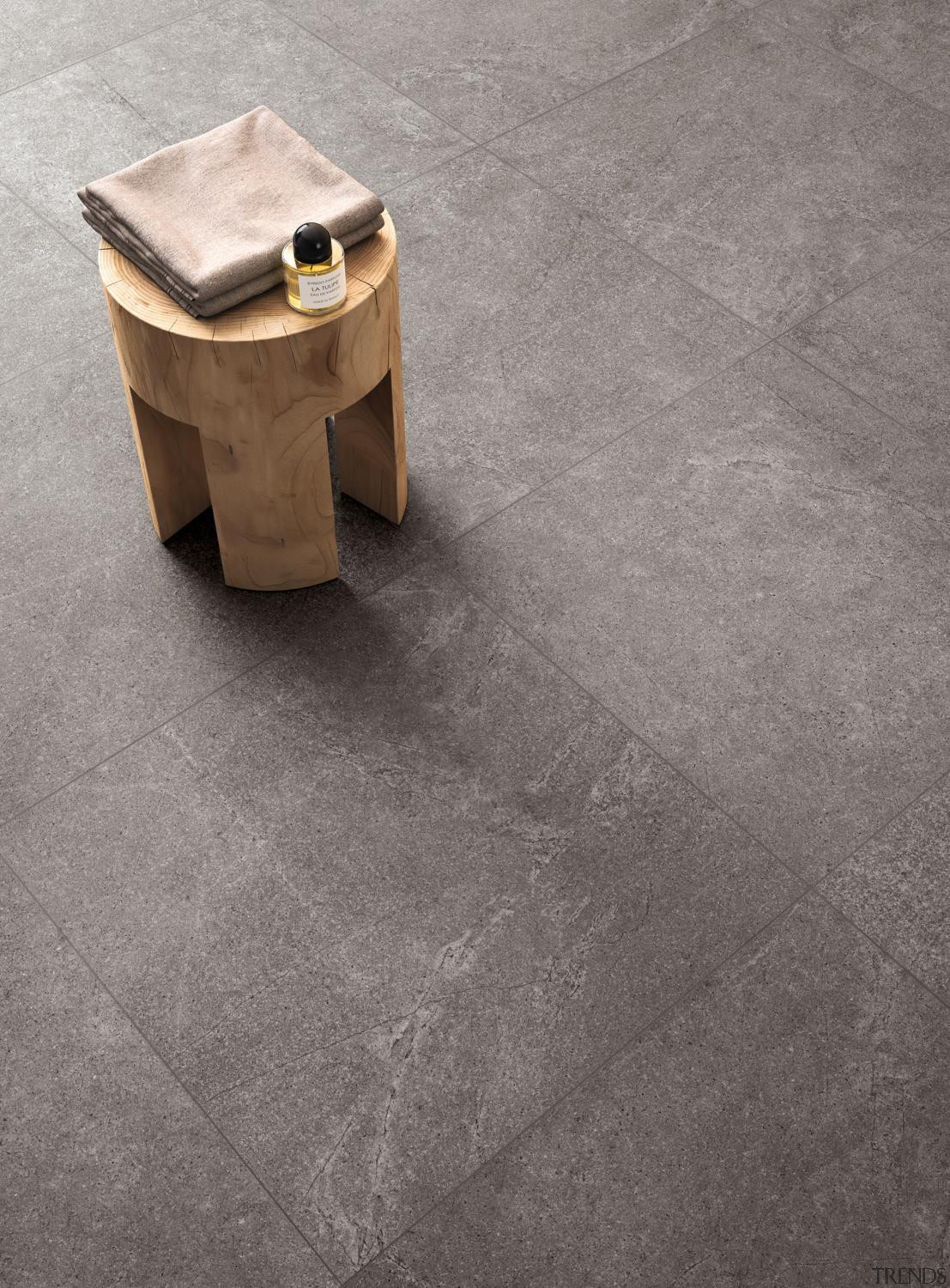 Stains, dirt, and dust are easily removed from floor, flooring, hardwood, tile, gray