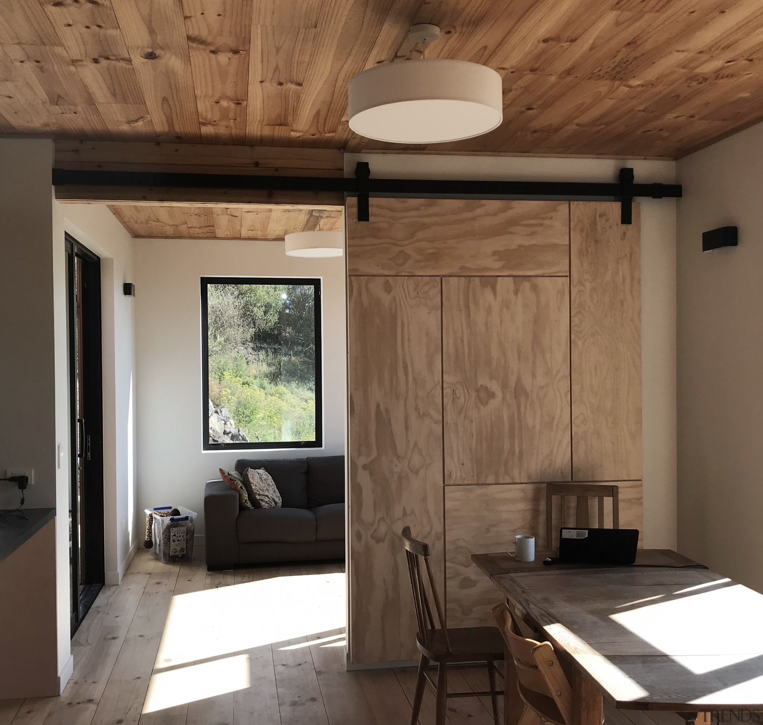 Homes should no longer be designed and constructed architecture, beam, building, ceiling, daylighting, door, floor, flooring, furniture, hardwood, home, house, interior design, loft, plywood, property, room, table, wall, window, wood, wood flooring, brown, black