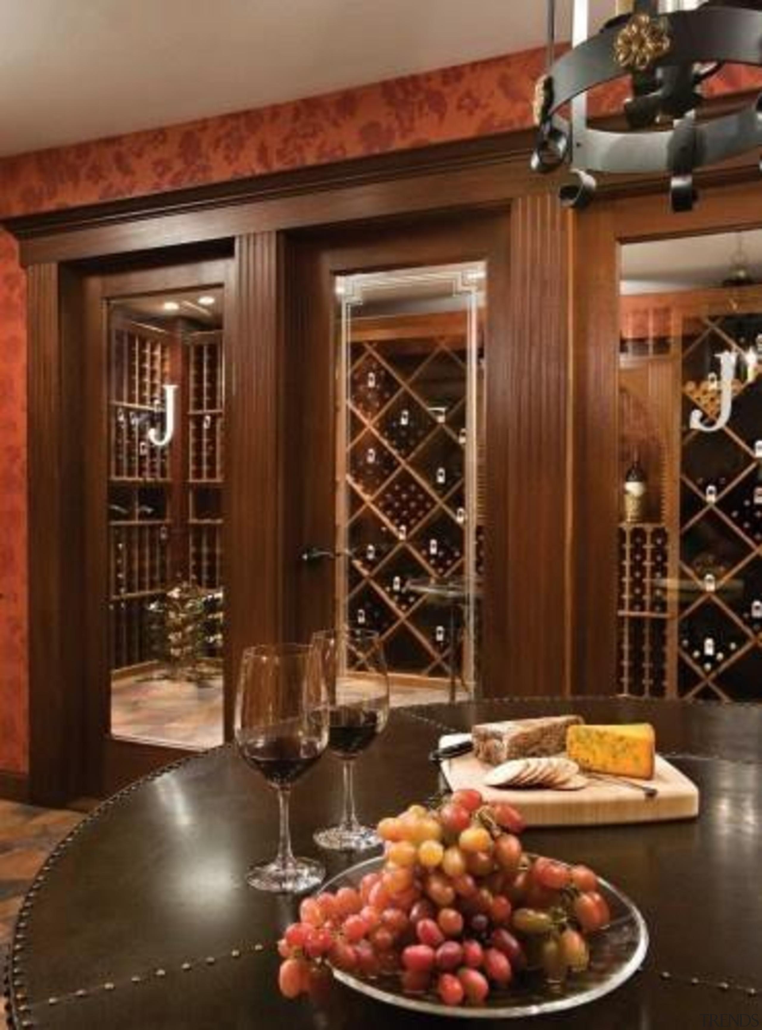 Modern Wine Cellar Ideas - Modern Wine Cellar interior design, wine cellar, brown