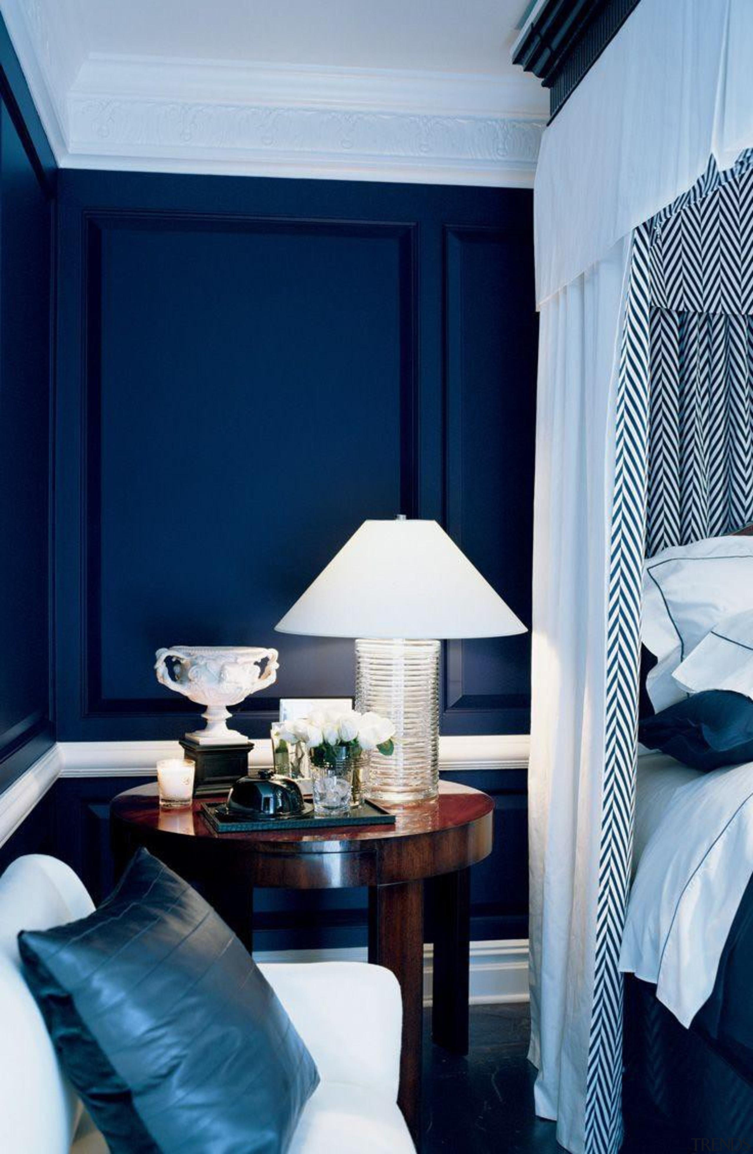 Cerulean Blue - Bedroom - Cerulean Blue - blue, ceiling, furniture, home, interior design, room, suite, window, blue