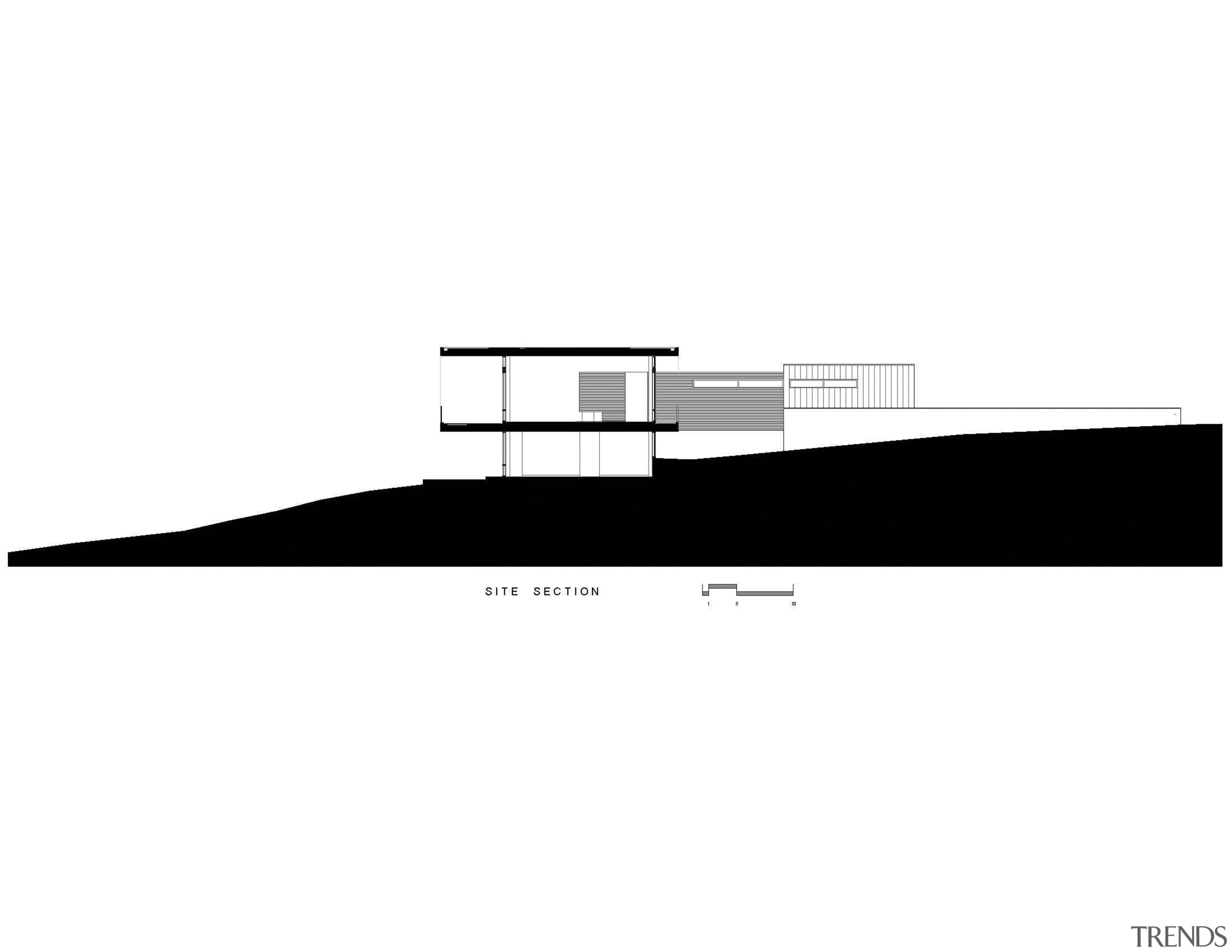 This diagram shows how the house relates to angle, area, black and white, design, diagram, elevation, font, line, product design, text, white