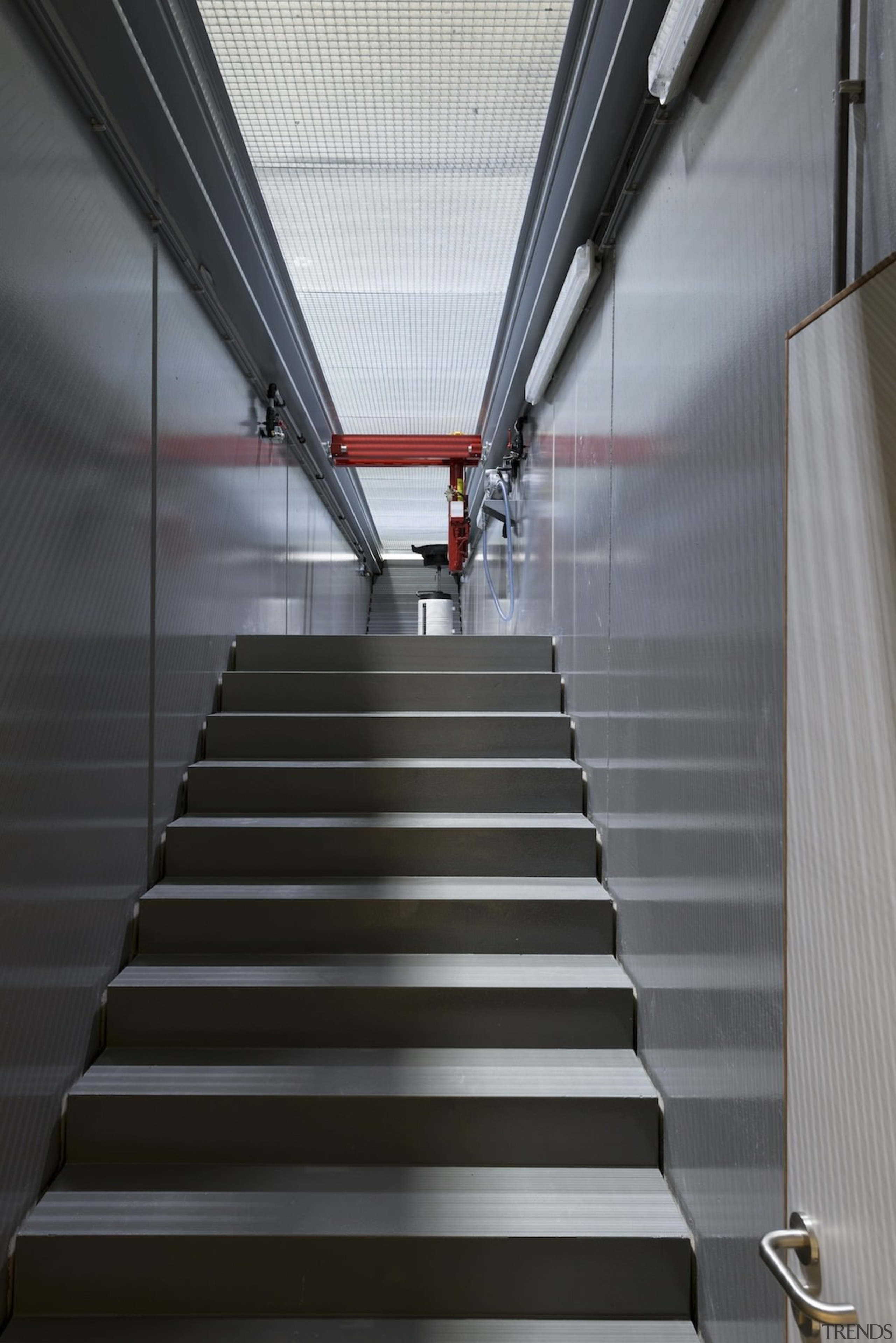 569 firestation - 569 firestation - architecture | architecture, daylighting, light, line, stairs, structure, gray, black