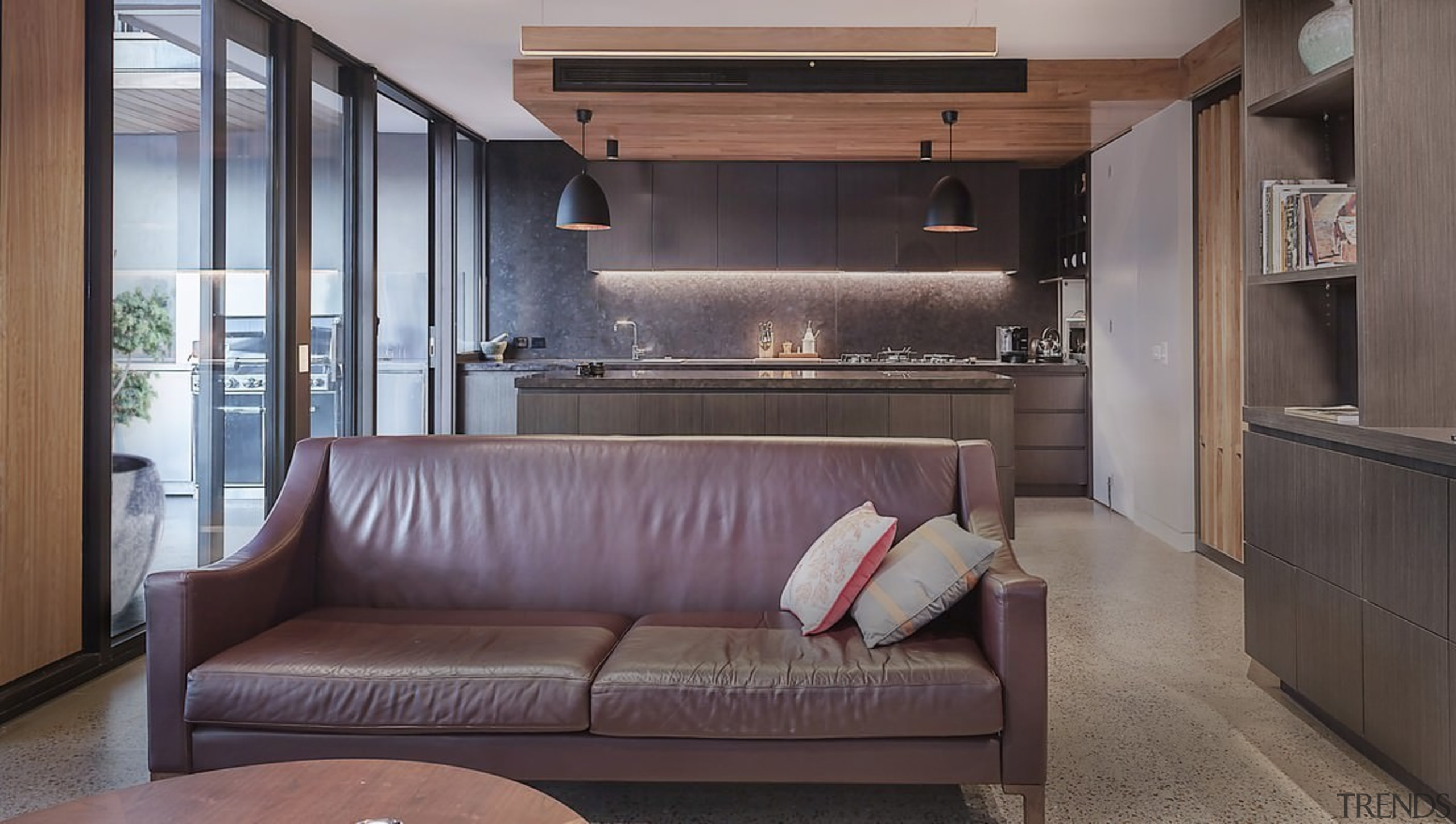 Architect: mcmahon and nerlich architectsPhotography by superk interior design, gray, black