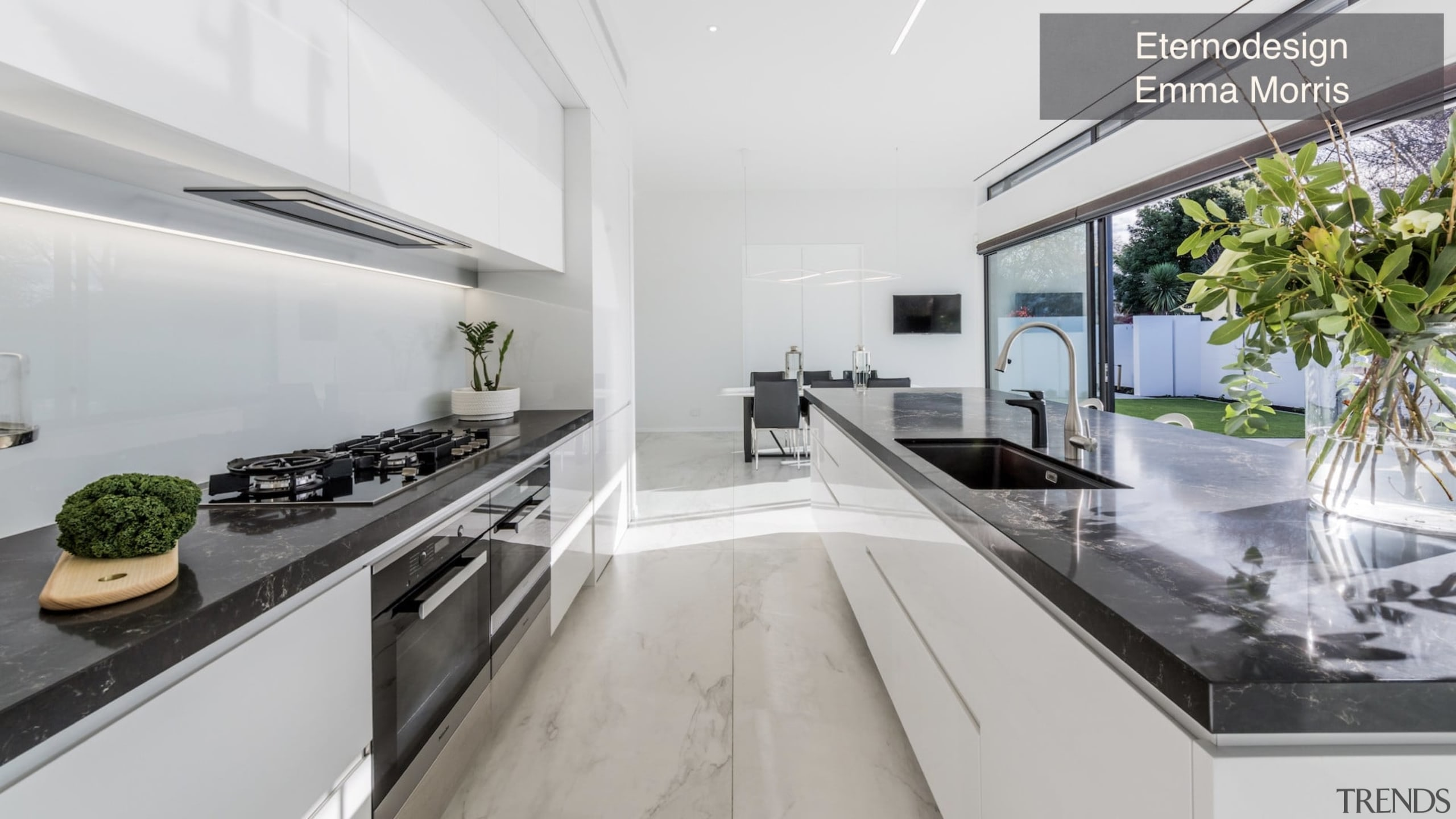 Highly Commended – Eterno Design Emma Morris – countertop, house, interior design, kitchen, property, real estate, gray