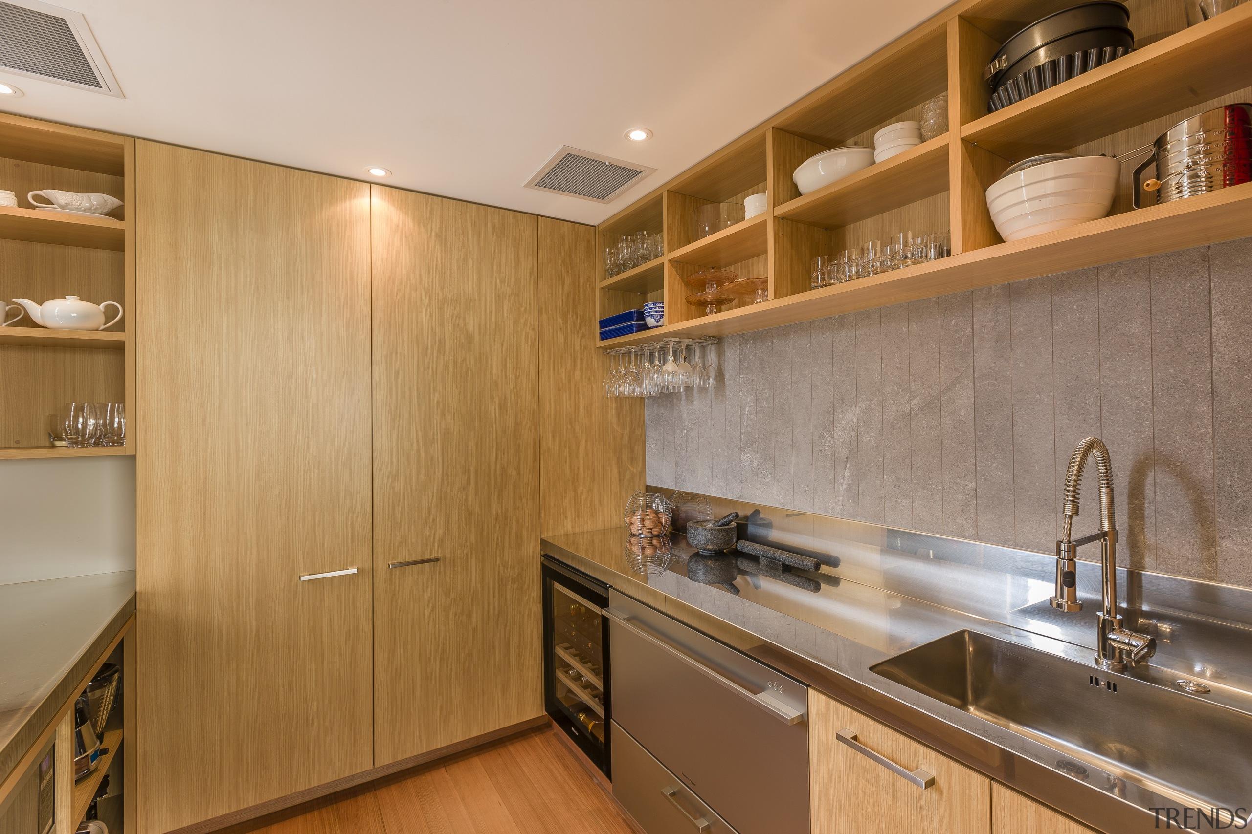 Modern Kitchen Scullery With Tasman Gallery 3 Trends