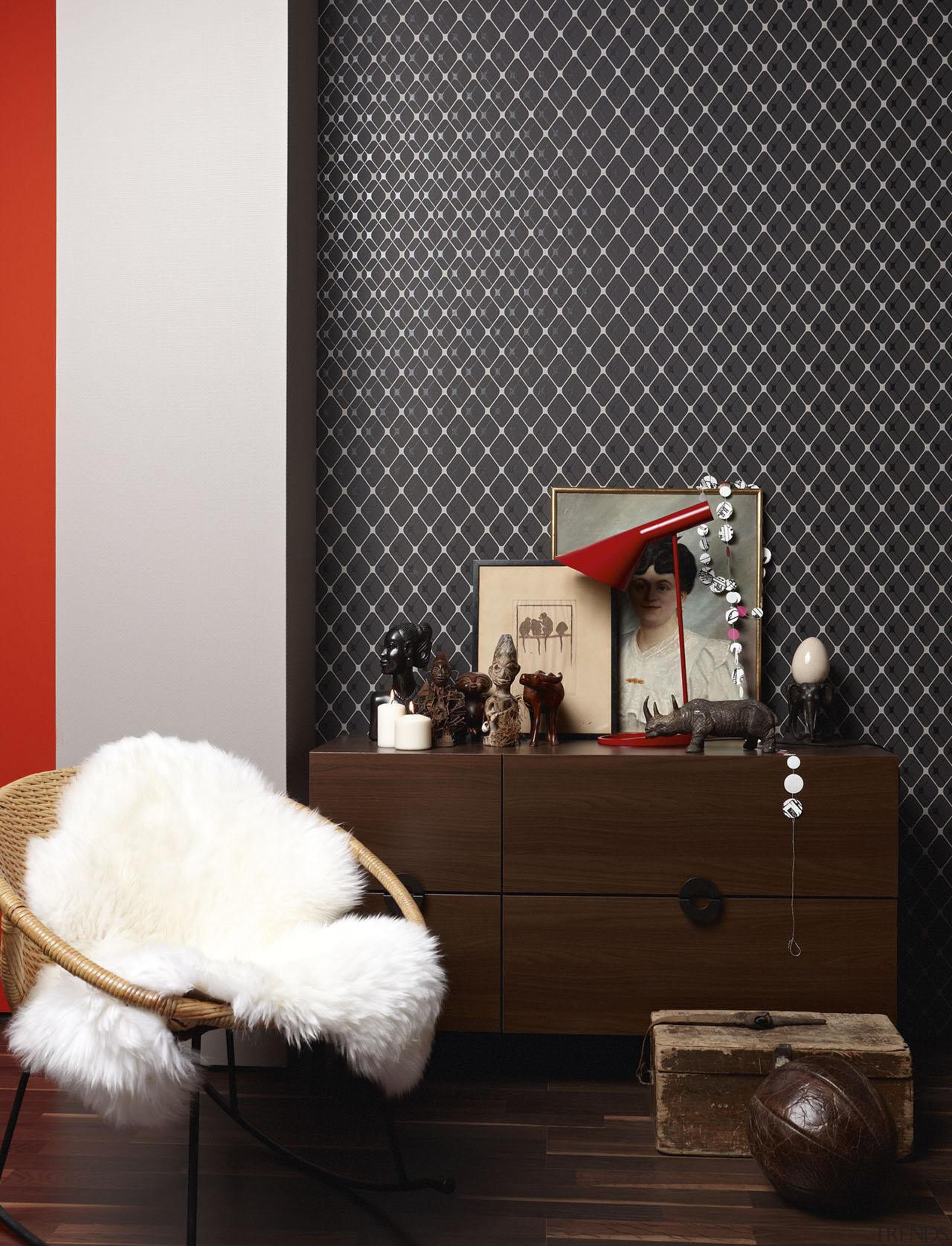 Schoner Wohnen - Modern Style Range - furniture furniture, interior design, room, table, wall, black, white