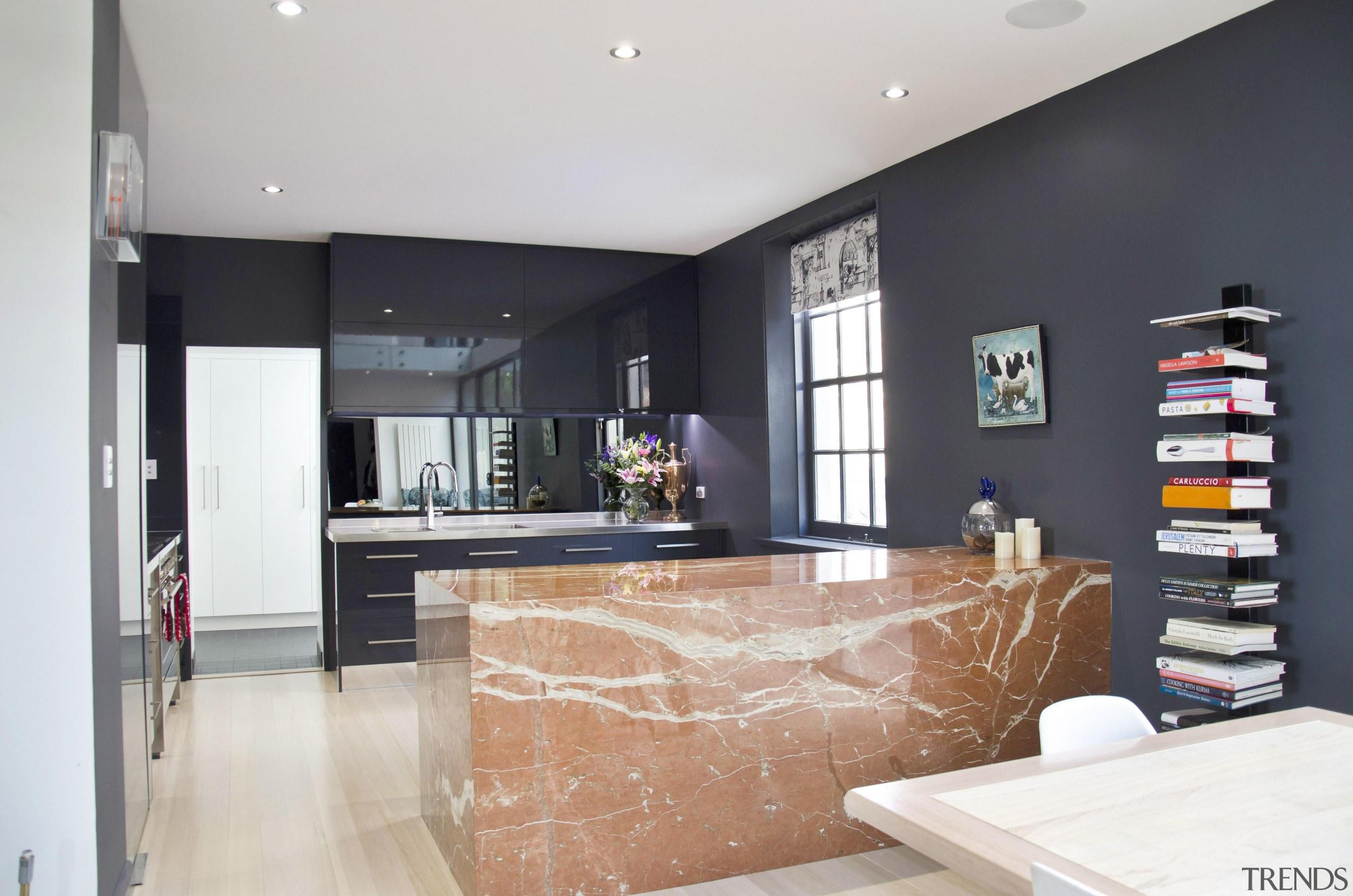 Winner Kitchen of the Year 2013 Tasmania - countertop, interior design, kitchen, living room, property, real estate, room, gray