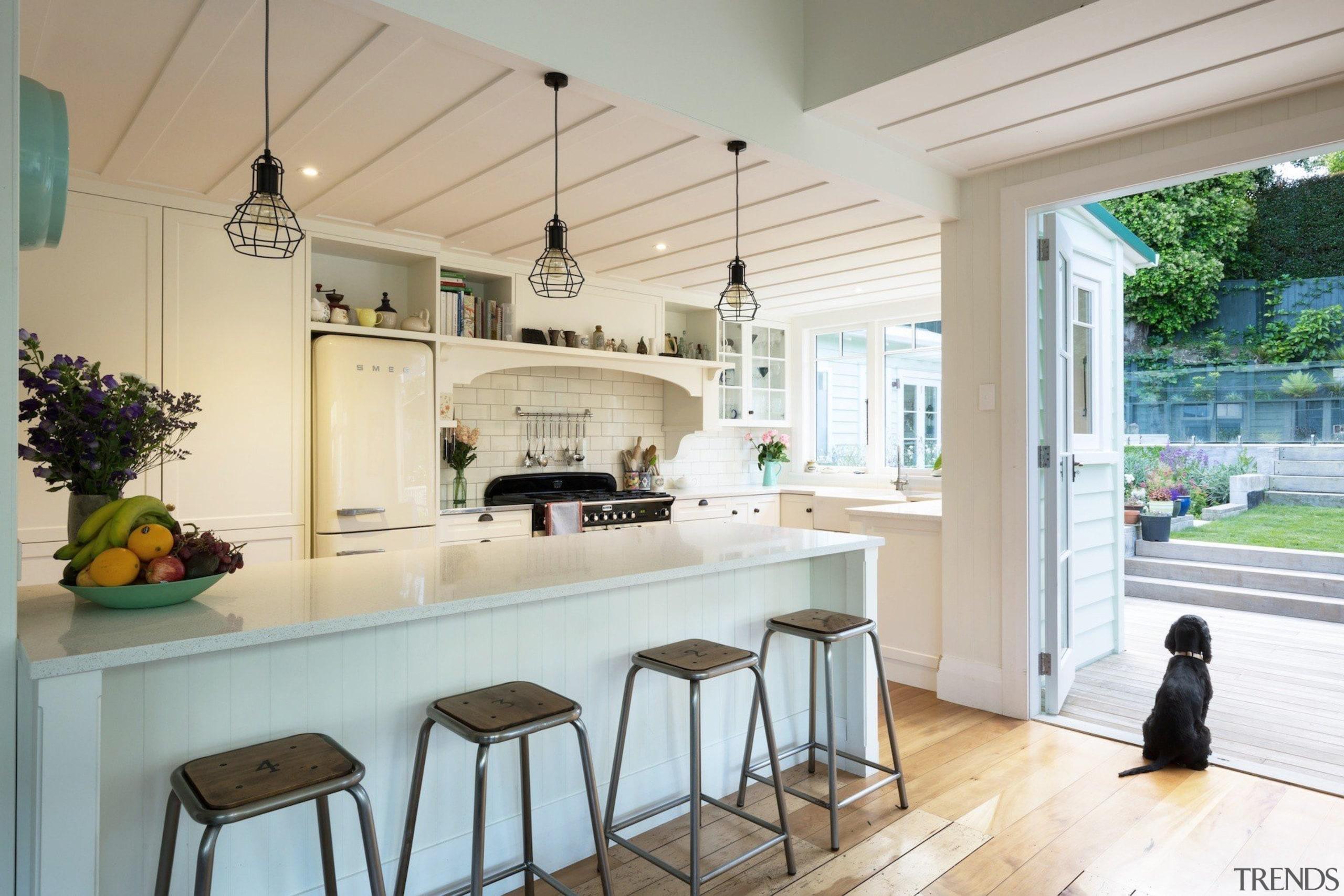 Architecture Smith + Scully –TIDA New Zealand countertop, estate, home, house, interior design, kitchen, real estate, gray