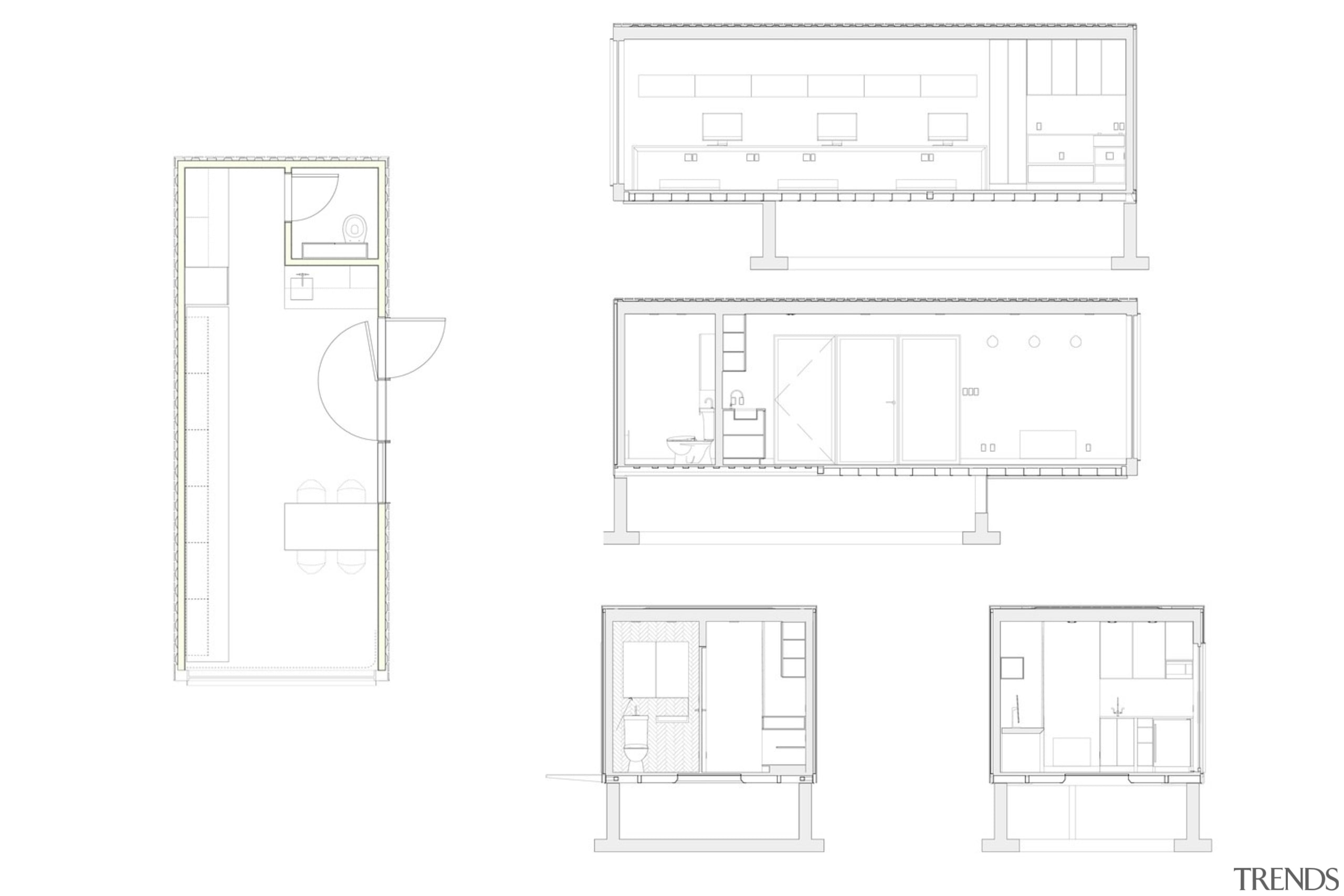 Architect in residence - angle | architecture | angle, architecture, area, design, diagram, drawing, elevation, floor plan, house, line, plan, product, property, schematic, structure, white