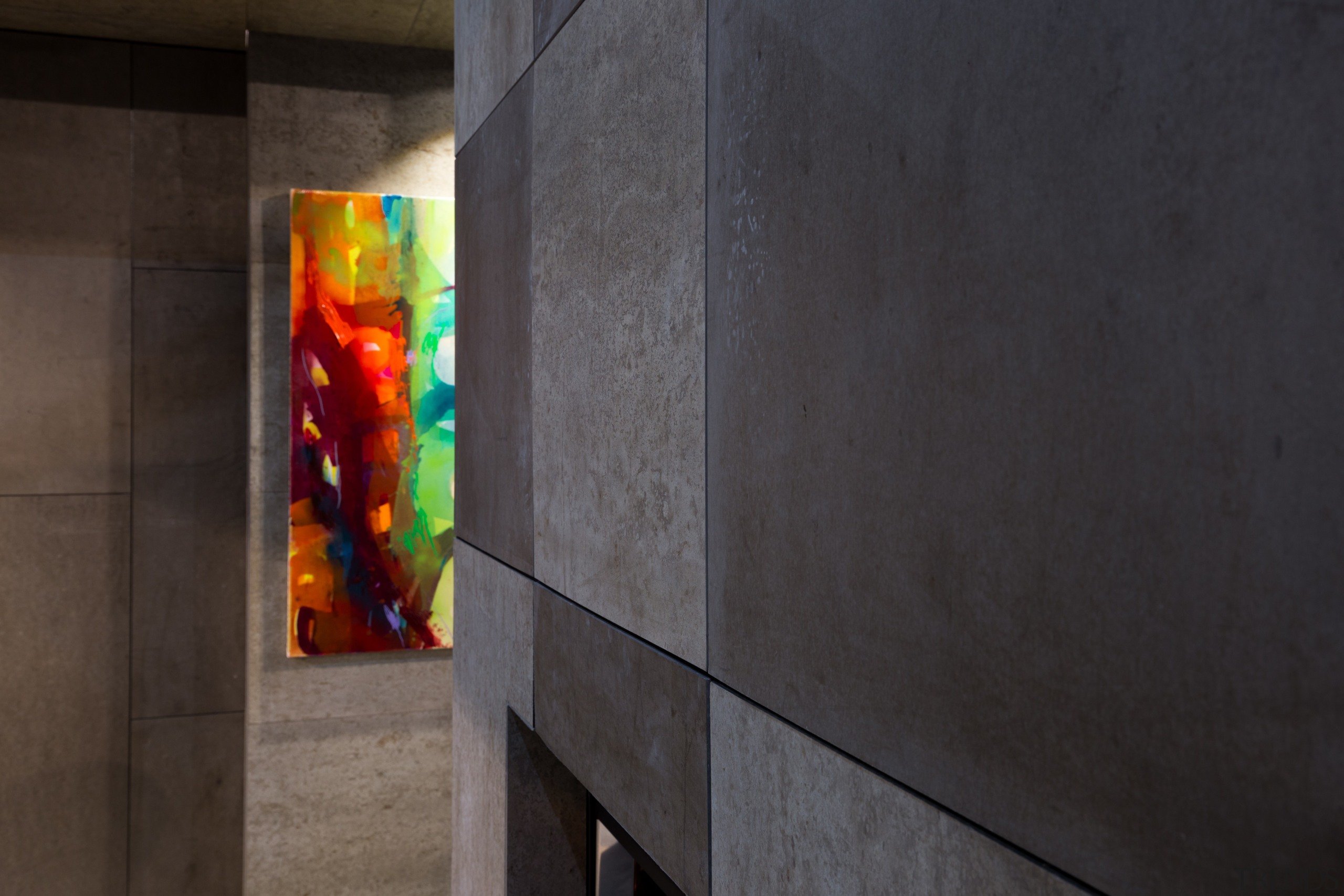 IMG_6184 - glass   wall   black glass, wall, black