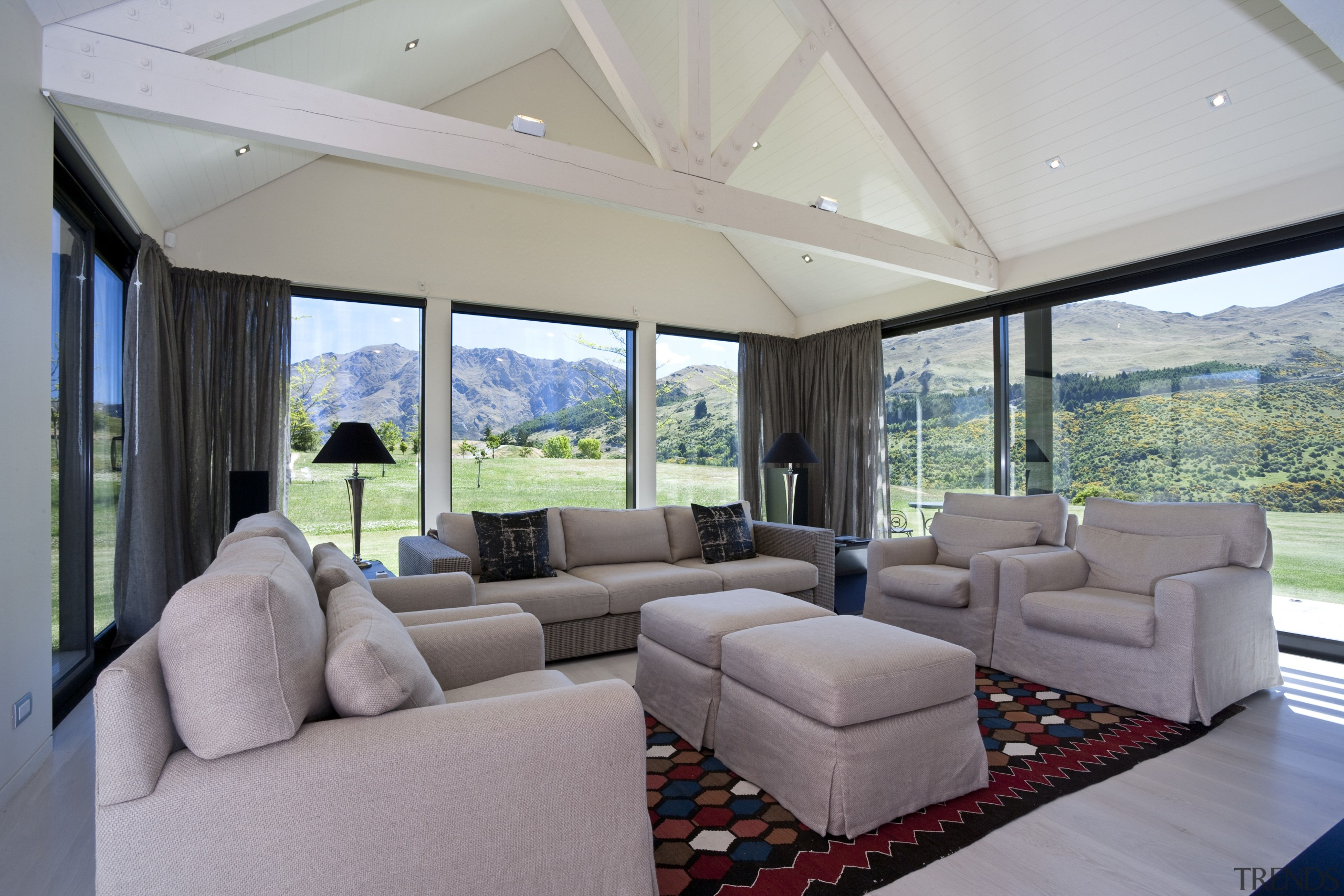 View Of Lounge Which Features Sofas Gallery 9 Trends