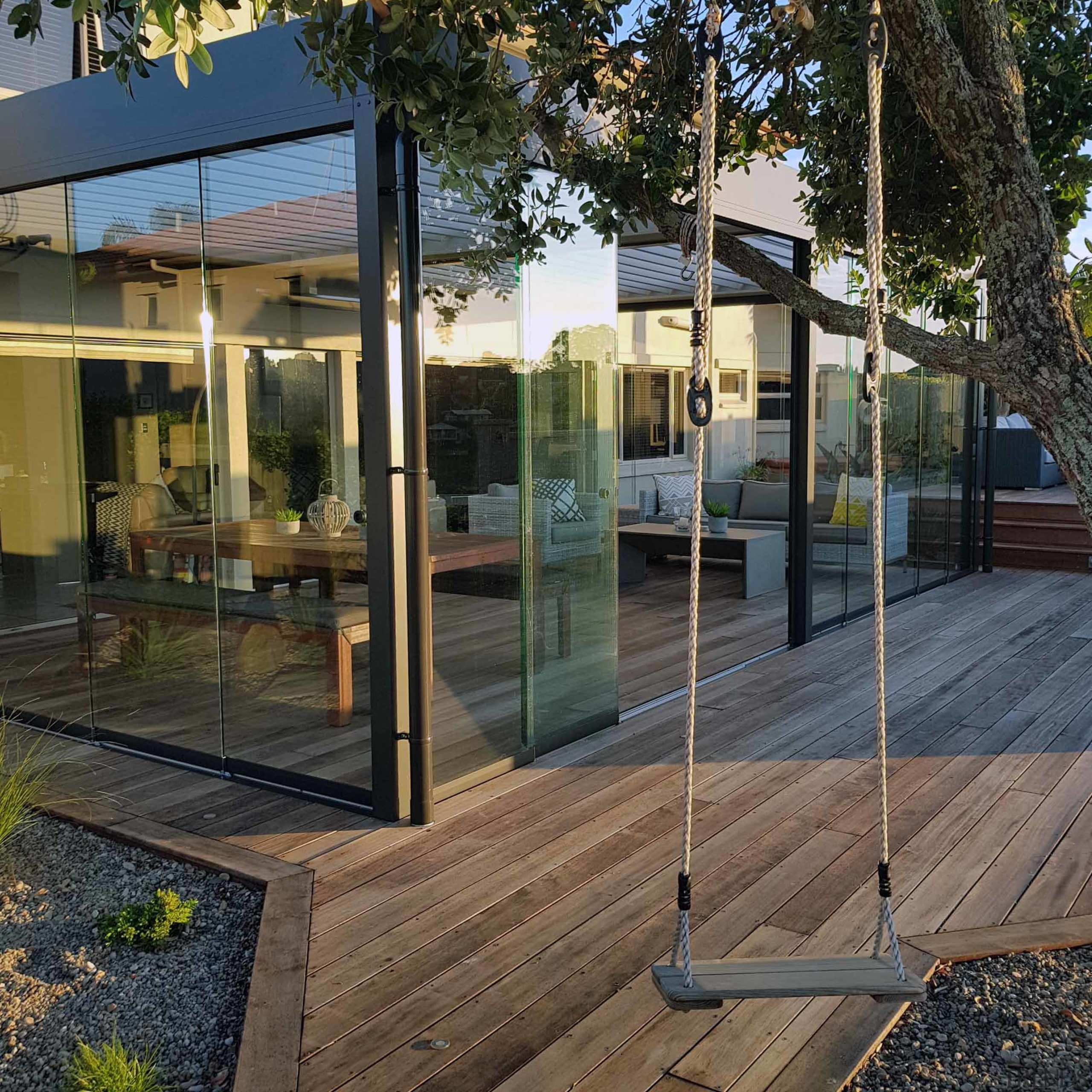 78580_louvretec-new-zealand-ltd_1557361106 - architecture | building | design | architecture, building, design, facade, glass, home, house, interior design, metal, property, real estate, reflection, roof, window, brown, black