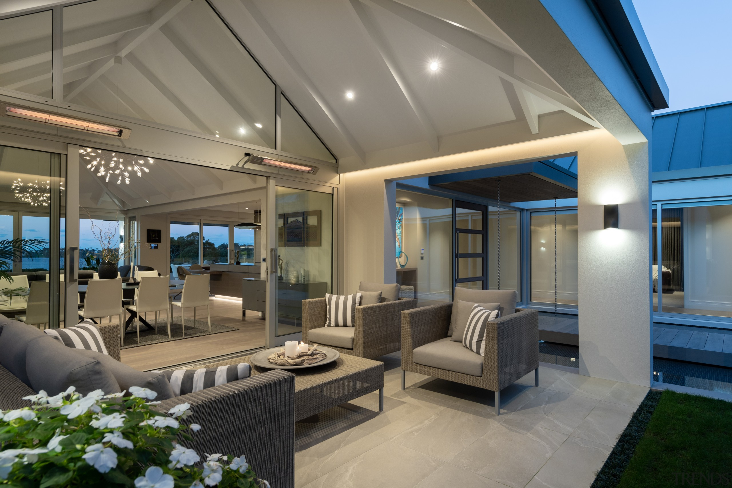For this house by Mark Wilson of MDS,