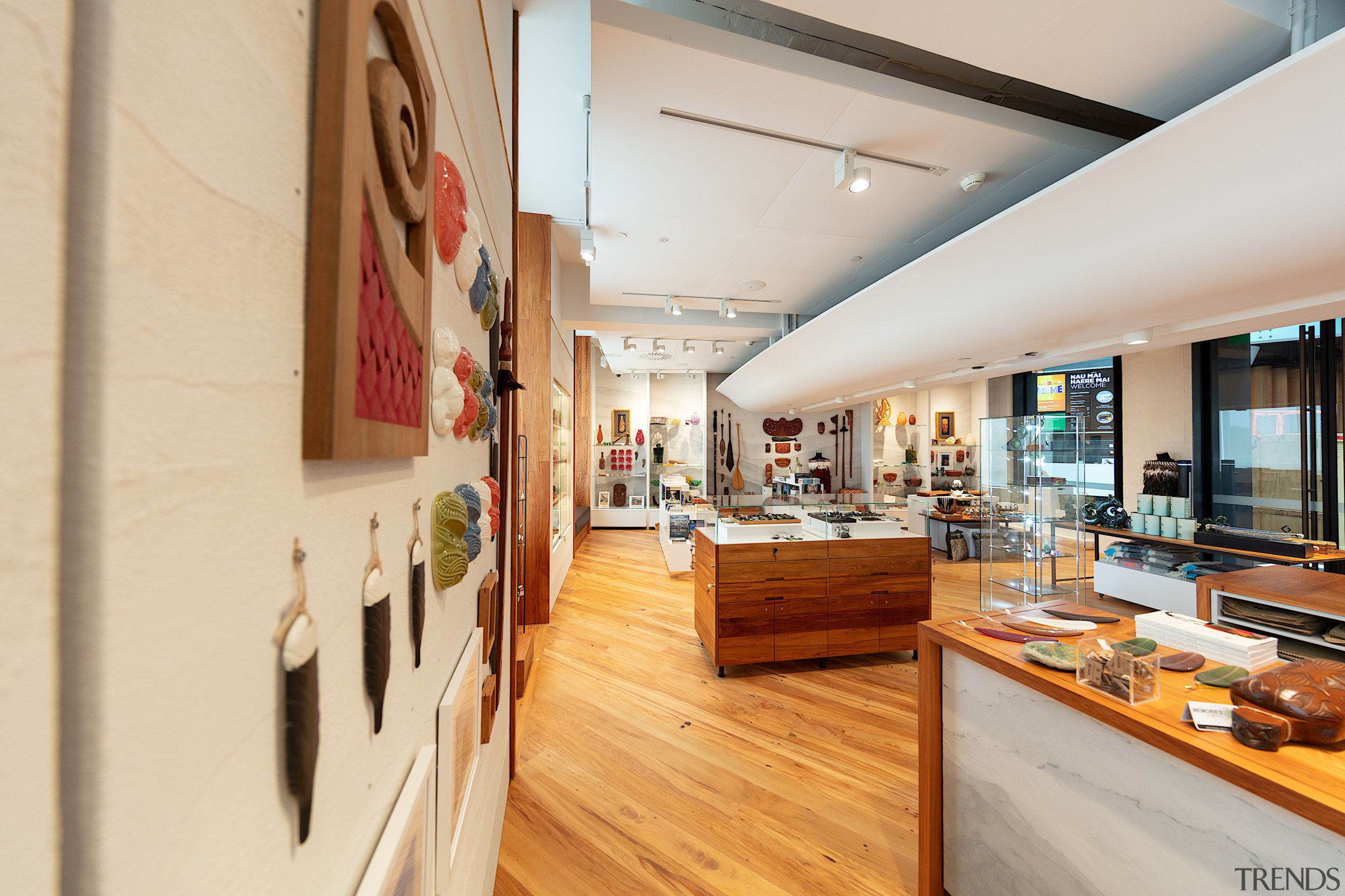 The Museum Shop has been relocated back into
