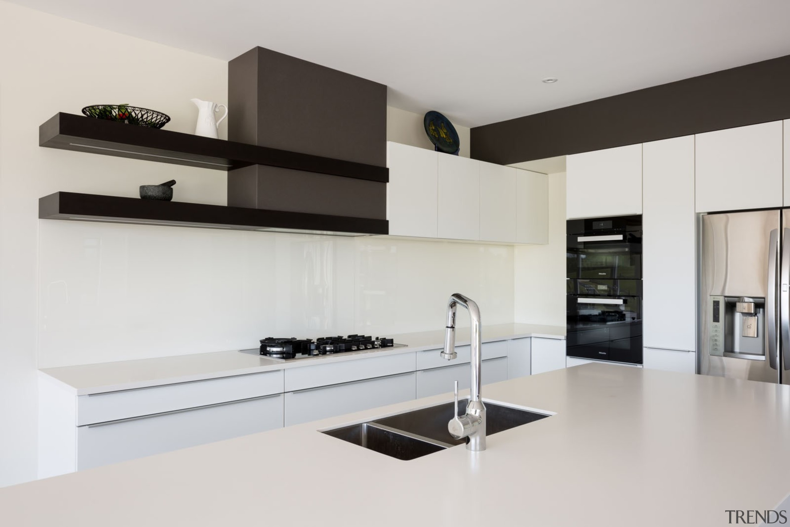 IMGL9864-12 - Dairy Flat Kitchen - countertop | countertop, furniture, interior design, kitchen, product design, gray