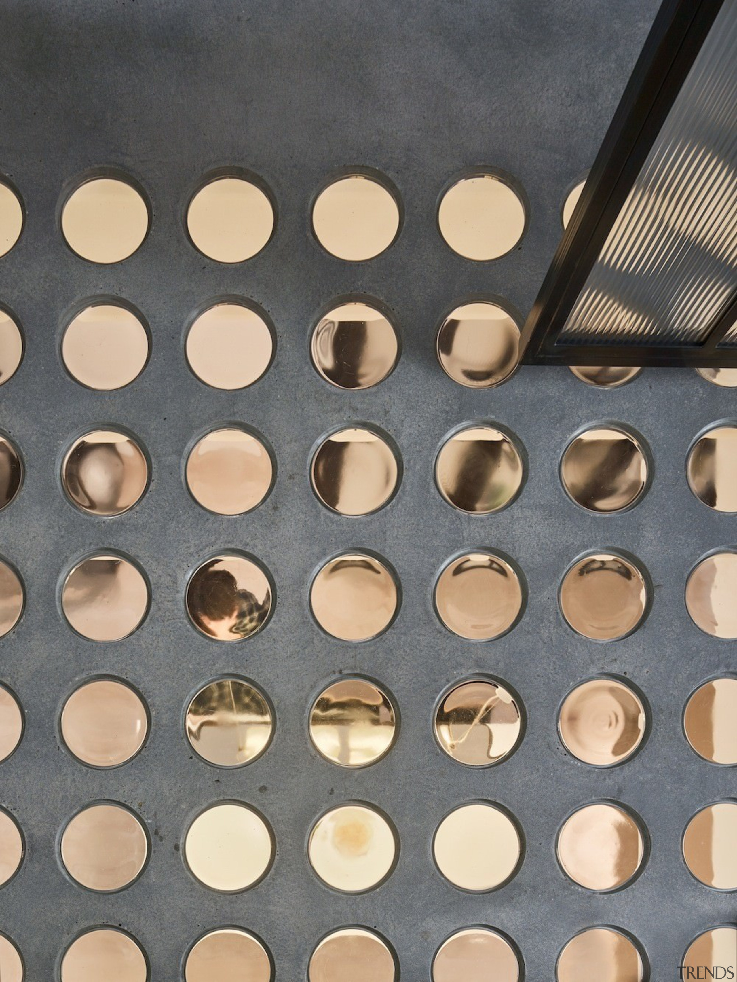 Andy Martin Architecture – Renovation in London - material, metal, pattern, gray