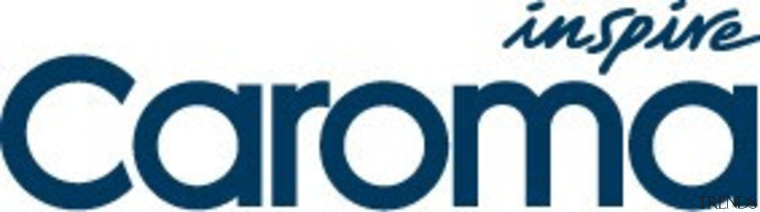 Caroma Logo - Caroma Logo - area | area, banner, blue, brand, design, font, line, logo, organization, product, signage, text, white, blue