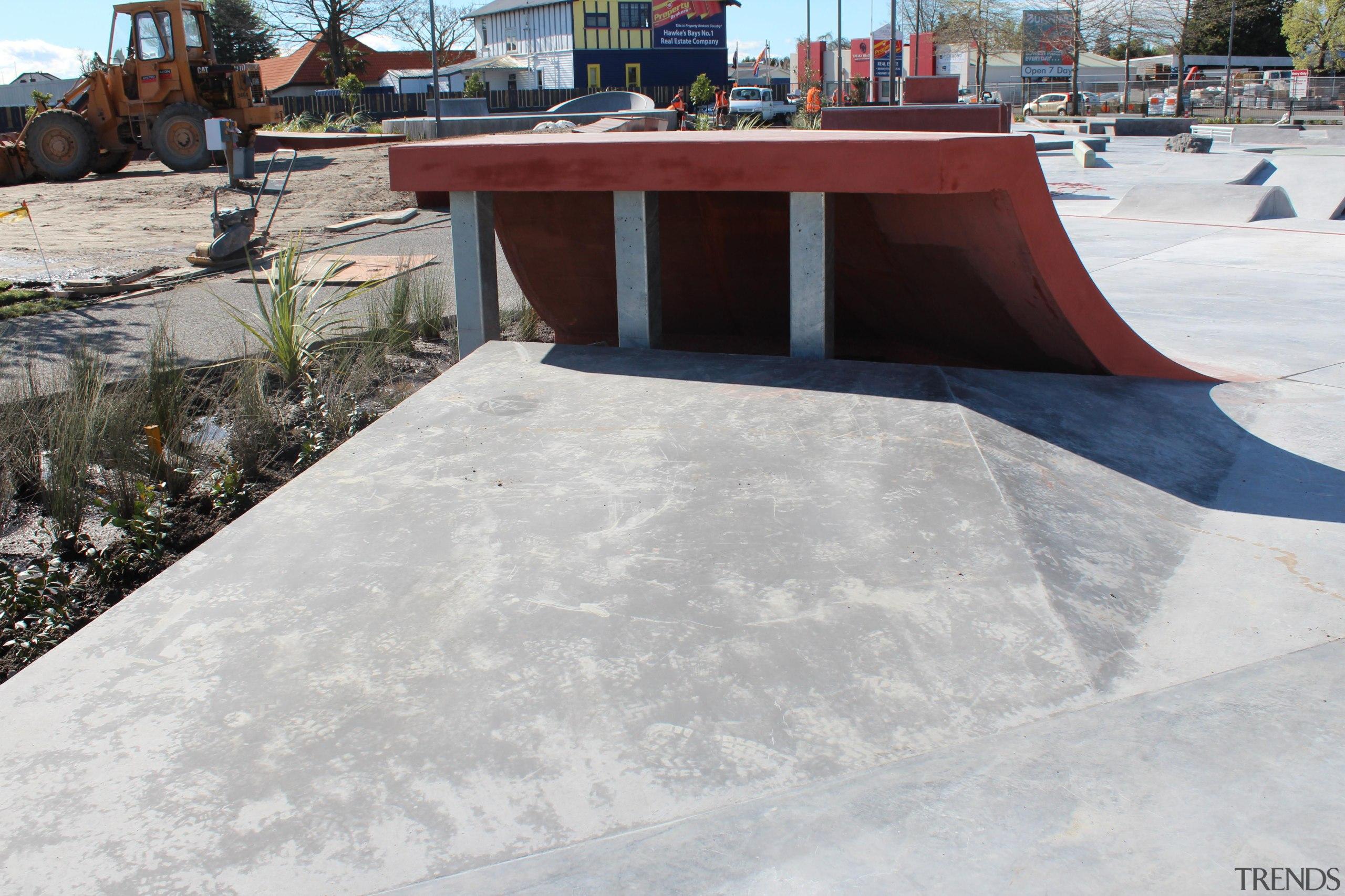 Colourmix 14 - Colourmix_14 - asphalt | concrete asphalt, concrete, outdoor structure, road surface, roof, walkway, gray