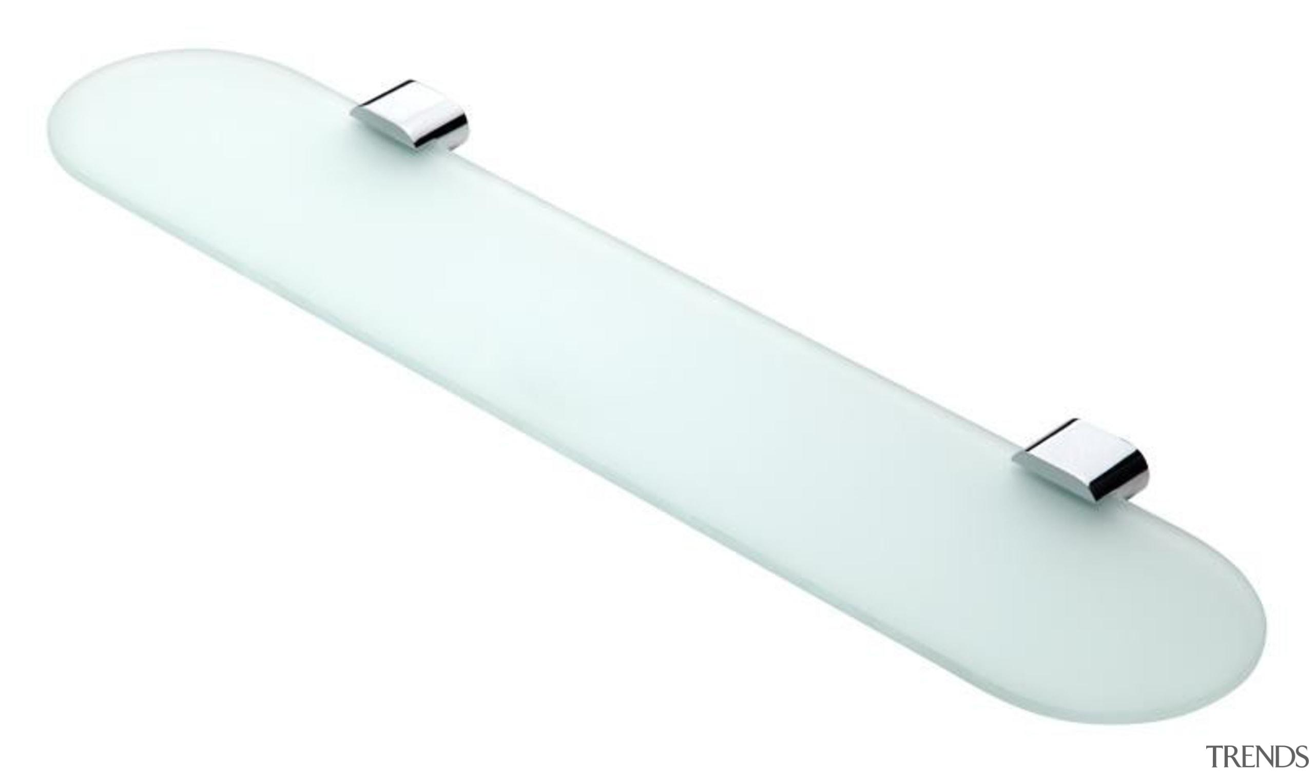 LOFT Glass Shelf (600mm) - LOFT Glass Shelf product design, white