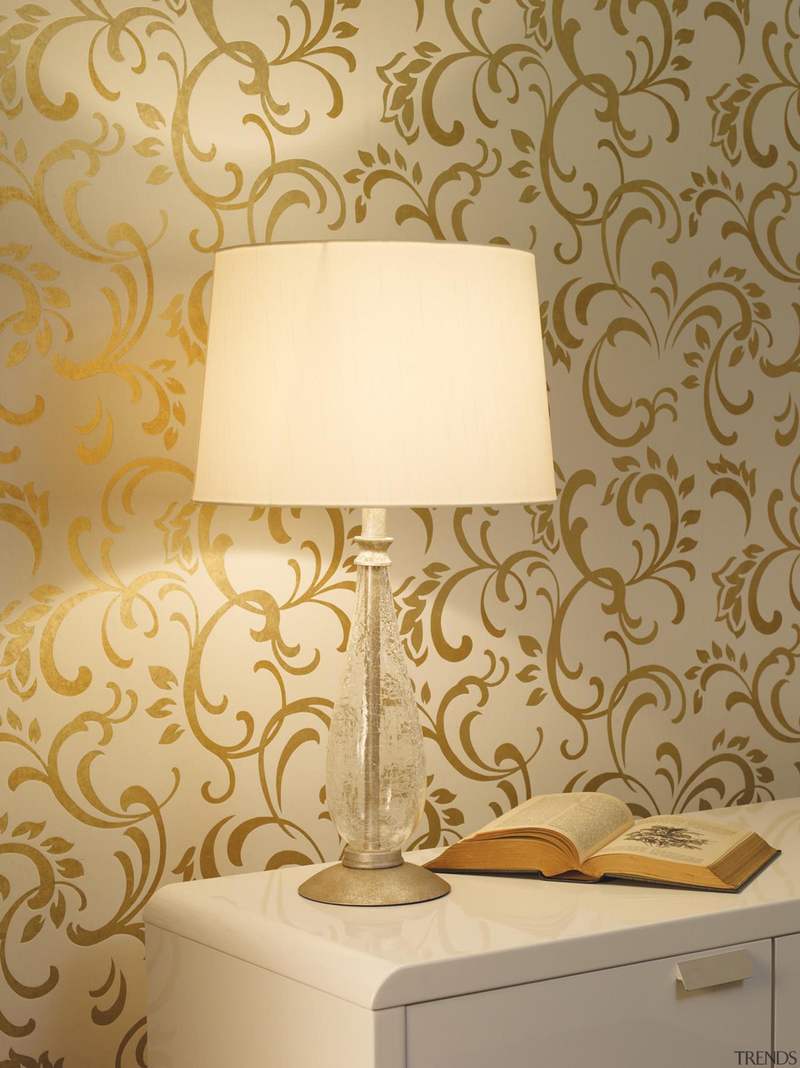 Bloomsbury House - Bloomsbury House Range - ceramic ceramic, interior design, lamp, lampshade, light fixture, lighting, lighting accessory, wall, wallpaper, orange, brown