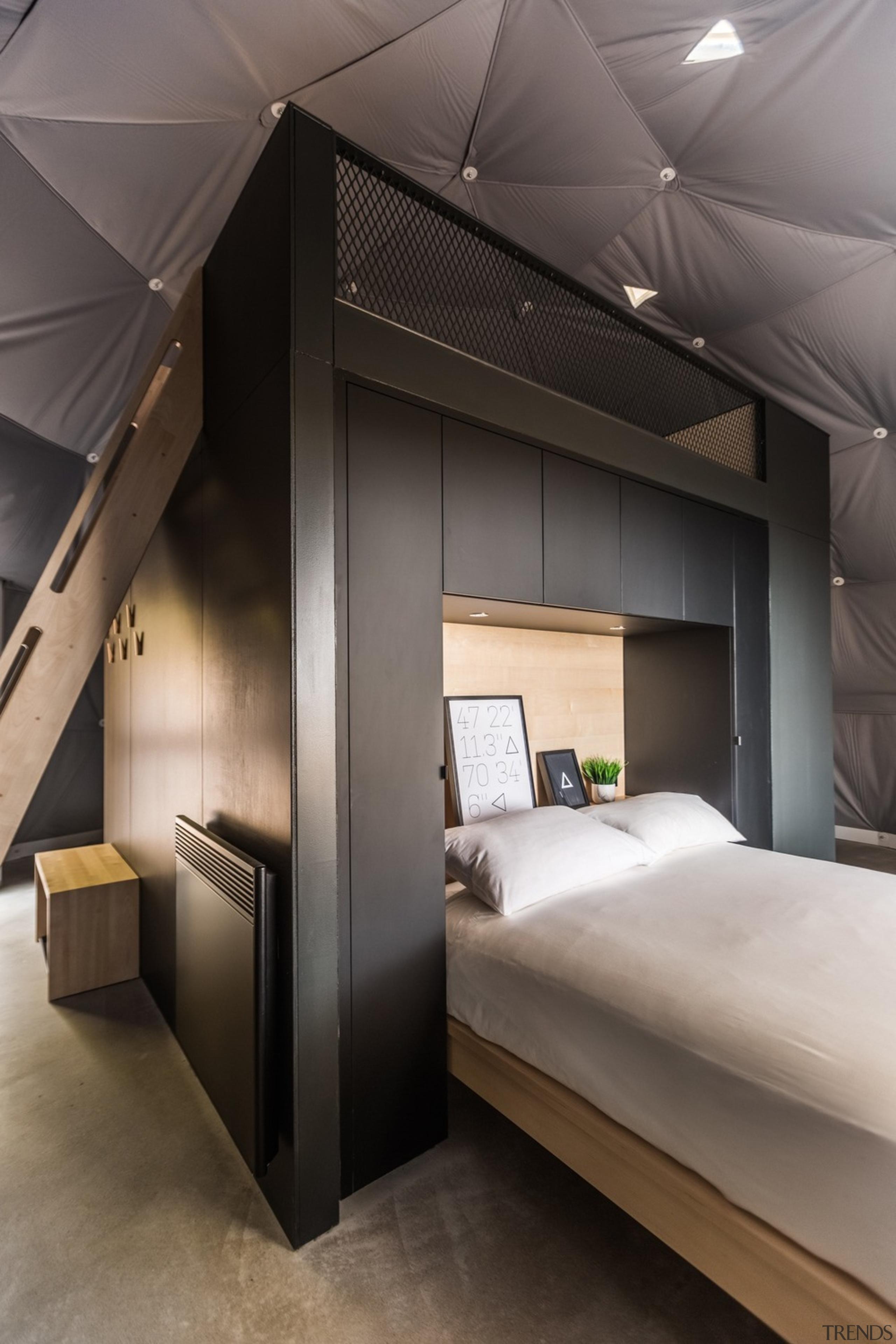 Dome 7 - architecture | ceiling | interior architecture, ceiling, interior design, room, gray, black