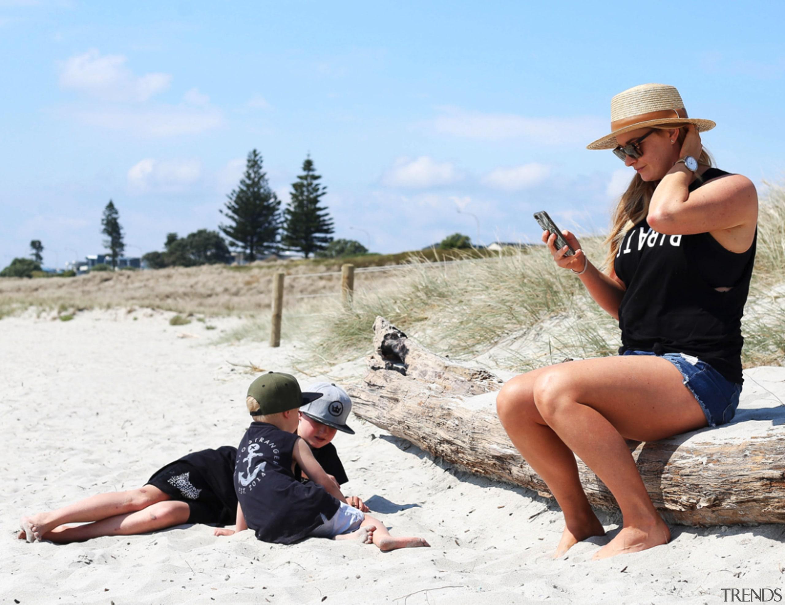 Assa Abloy - beach | fun | headgear beach, fun, headgear, sand, summer, tourism, travel, vacation, white, teal