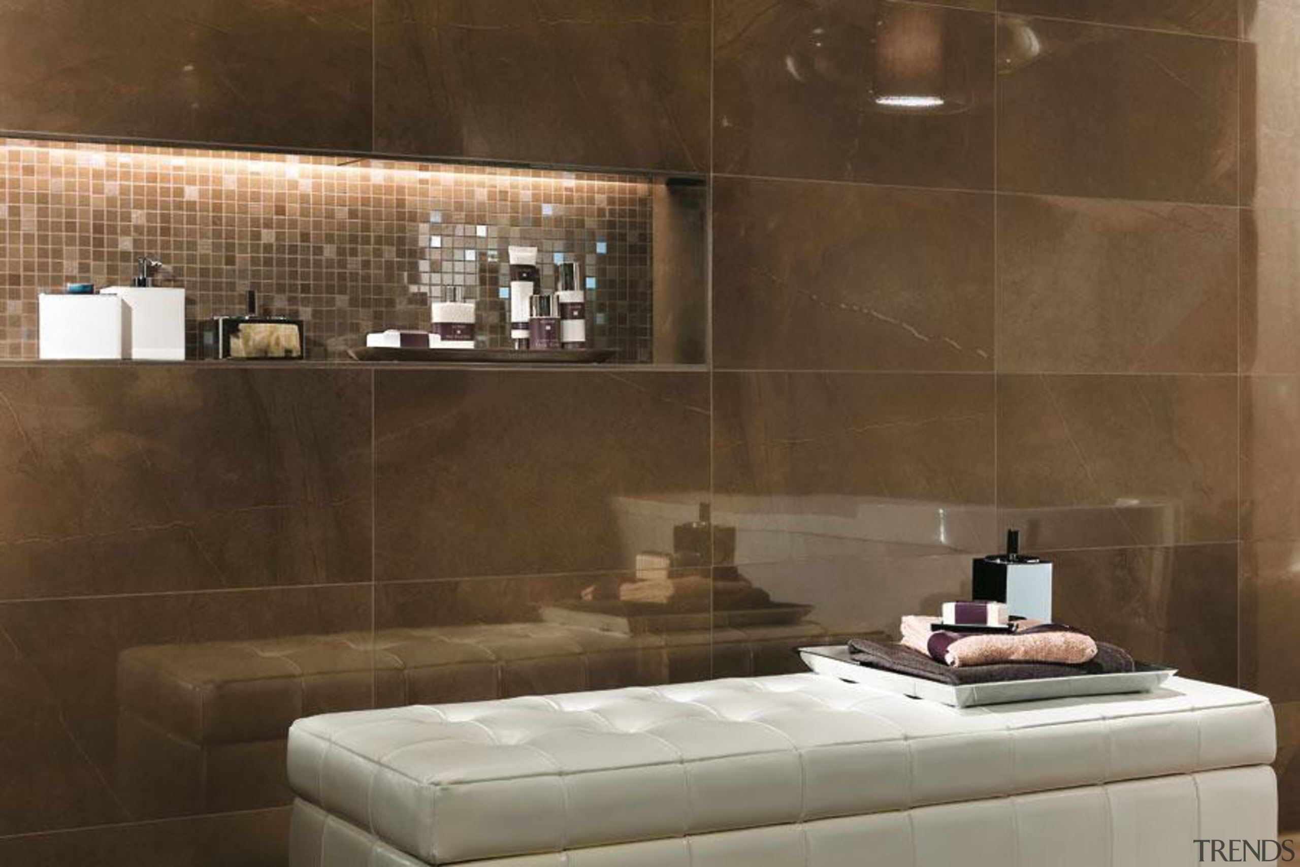 Marvel bronze bathroom wall tiles - Cb 7461375050036187 bathroom, floor, flooring, interior design, tile, wall, brown