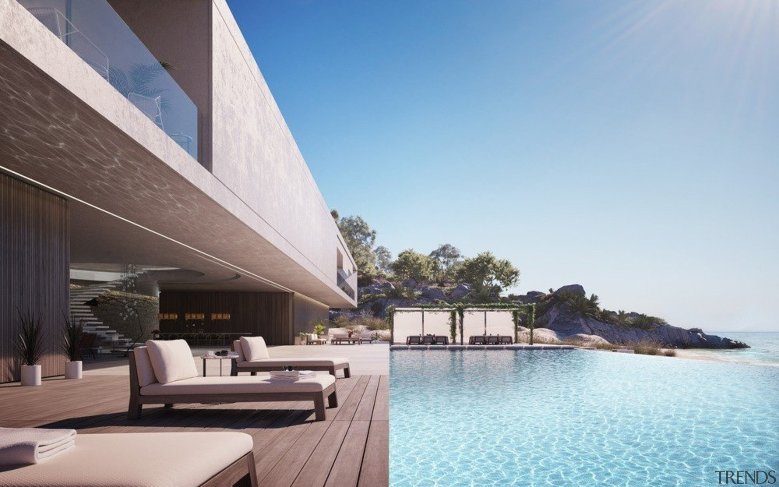 See more images of this home apartment, architecture, condominium, estate, house, property, real estate, swimming pool, gray, white