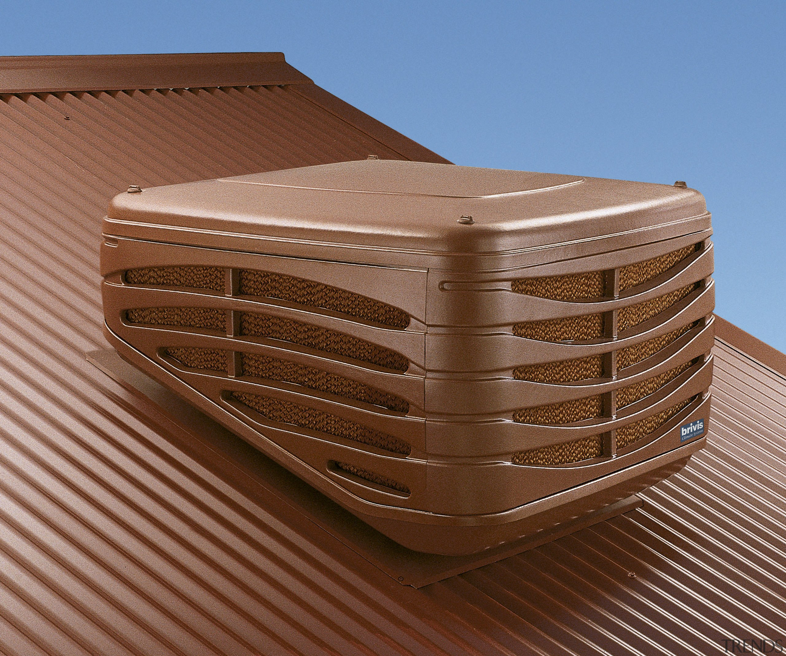 Brivis air conditioning systems have been fine-tuned to product, product design, brown