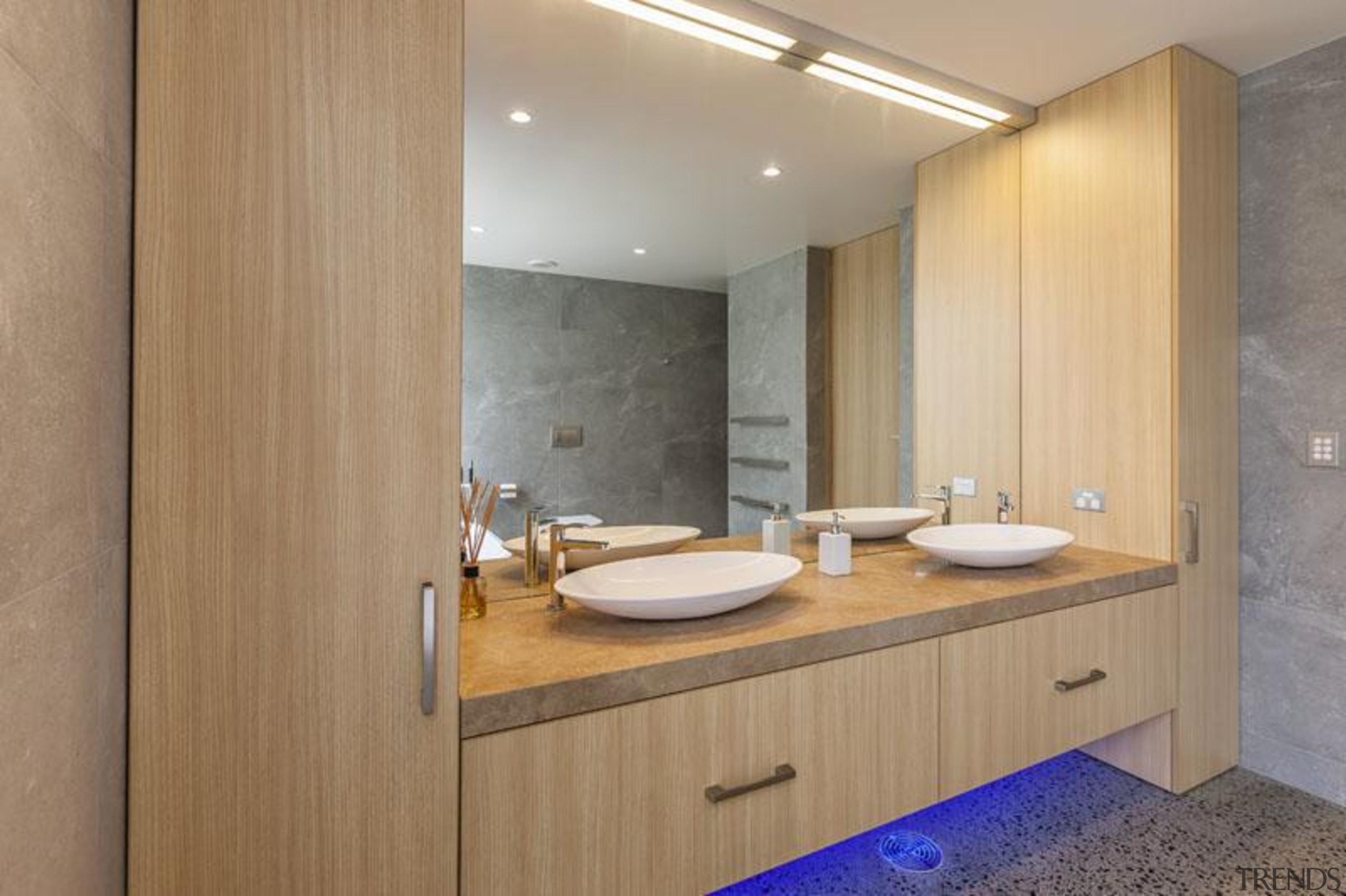 Bathroom Vanity 3 - bathroom | bathroom accessory bathroom, bathroom accessory, bathroom cabinet, cabinetry, countertop, floor, interior design, room, sink, brown, gray