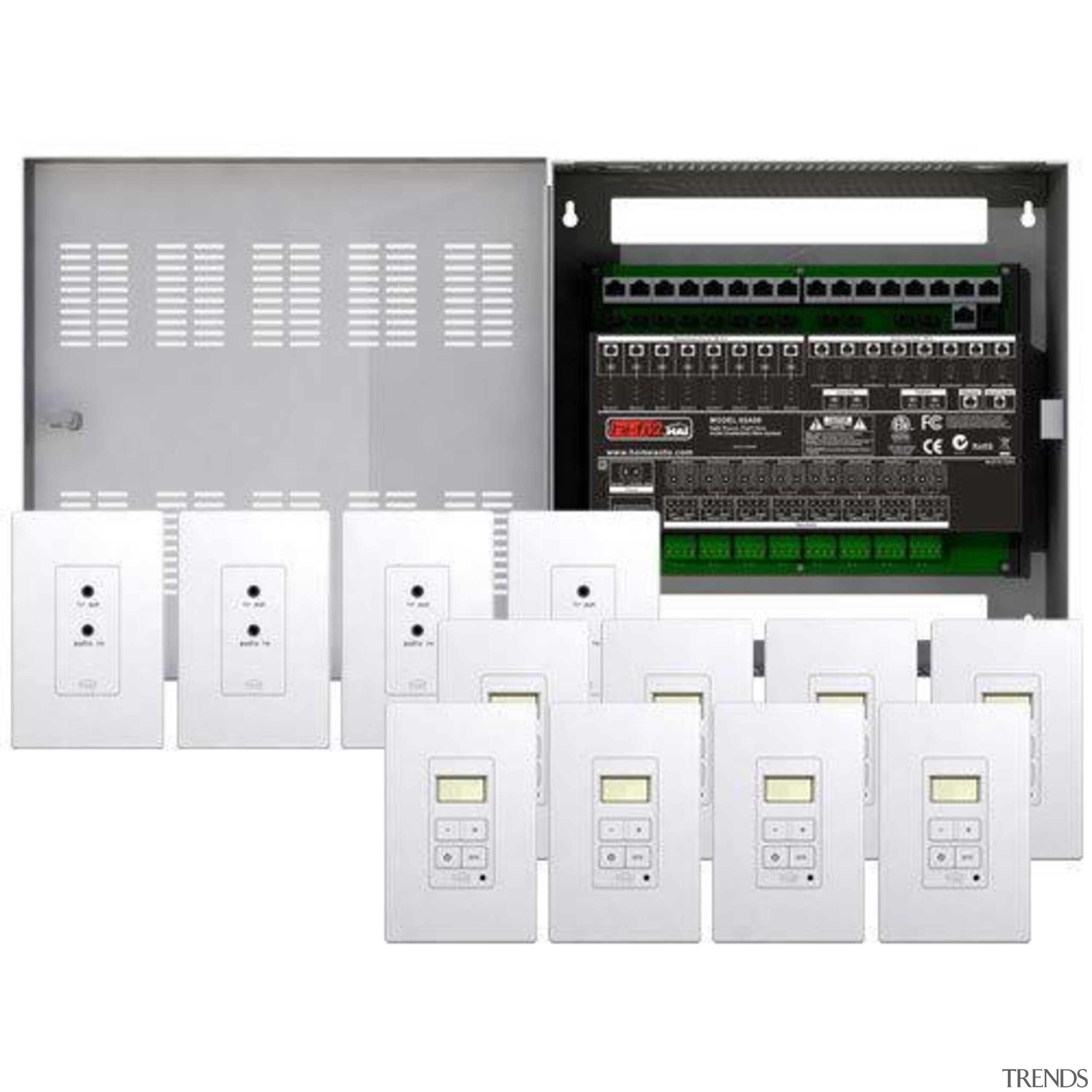 8 Room kit - electronic component | electronics electronic component, electronics, electronics accessory, product, white