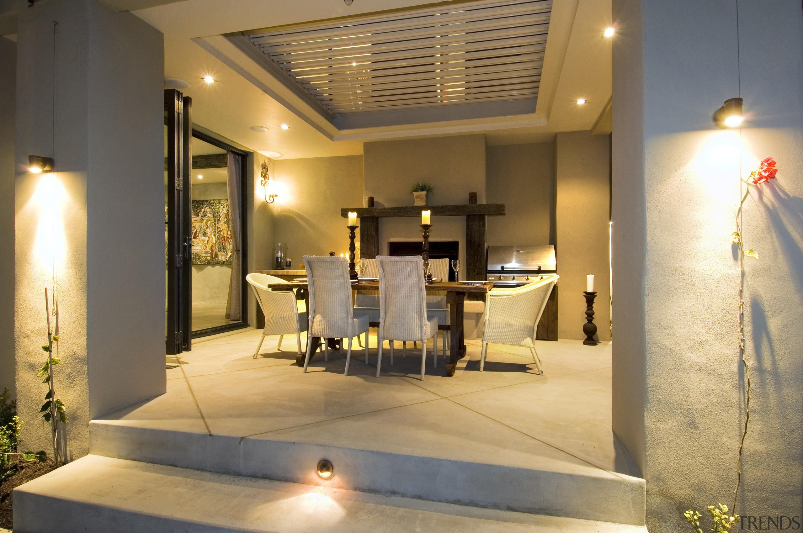 162mangawhai 4 - mangawhai_4 - ceiling | interior ceiling, interior design, lighting, lobby, real estate, brown, orange