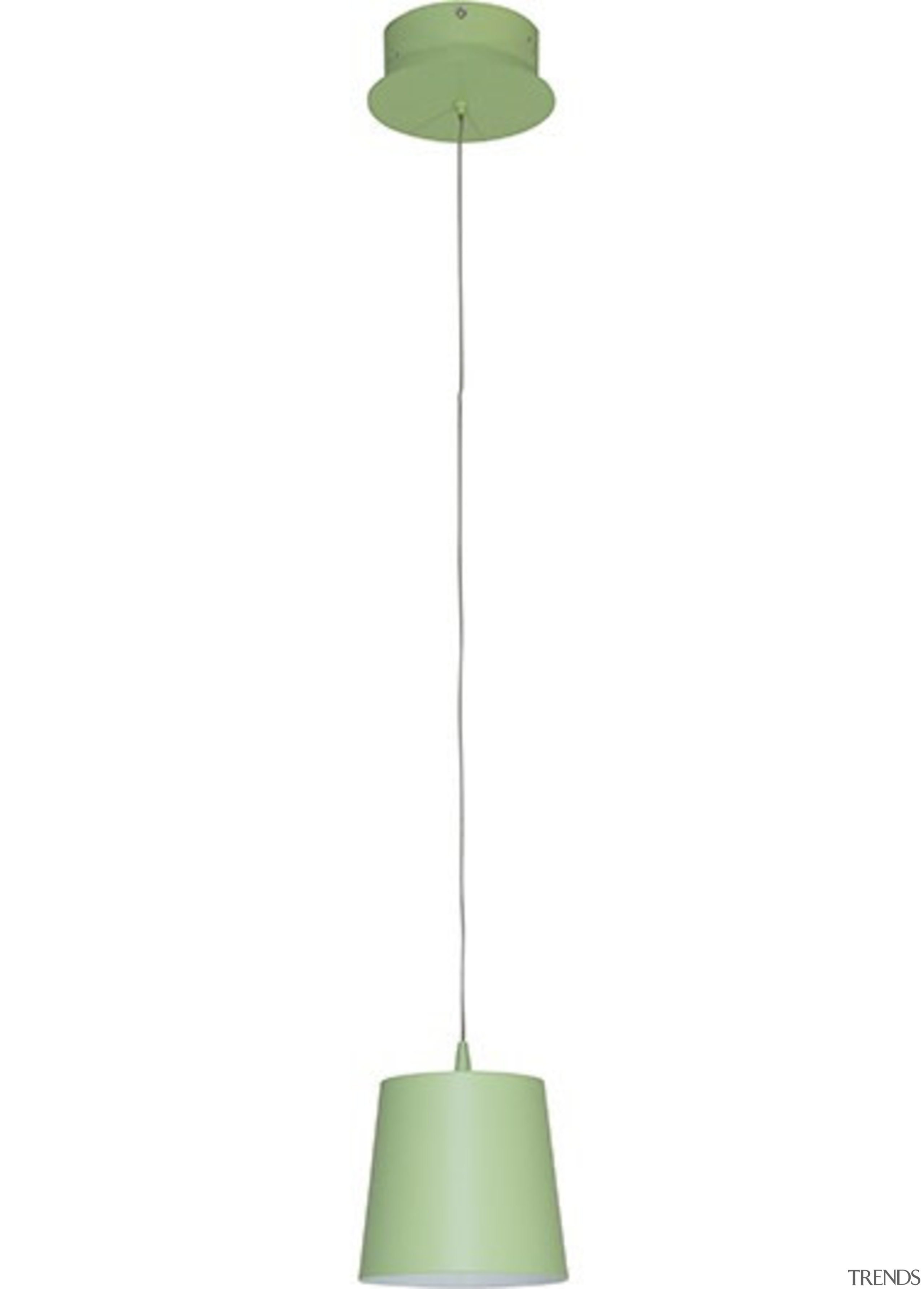 FeaturesThe clean and simple design creates a very ceiling fixture, green, light fixture, lighting, product design, white