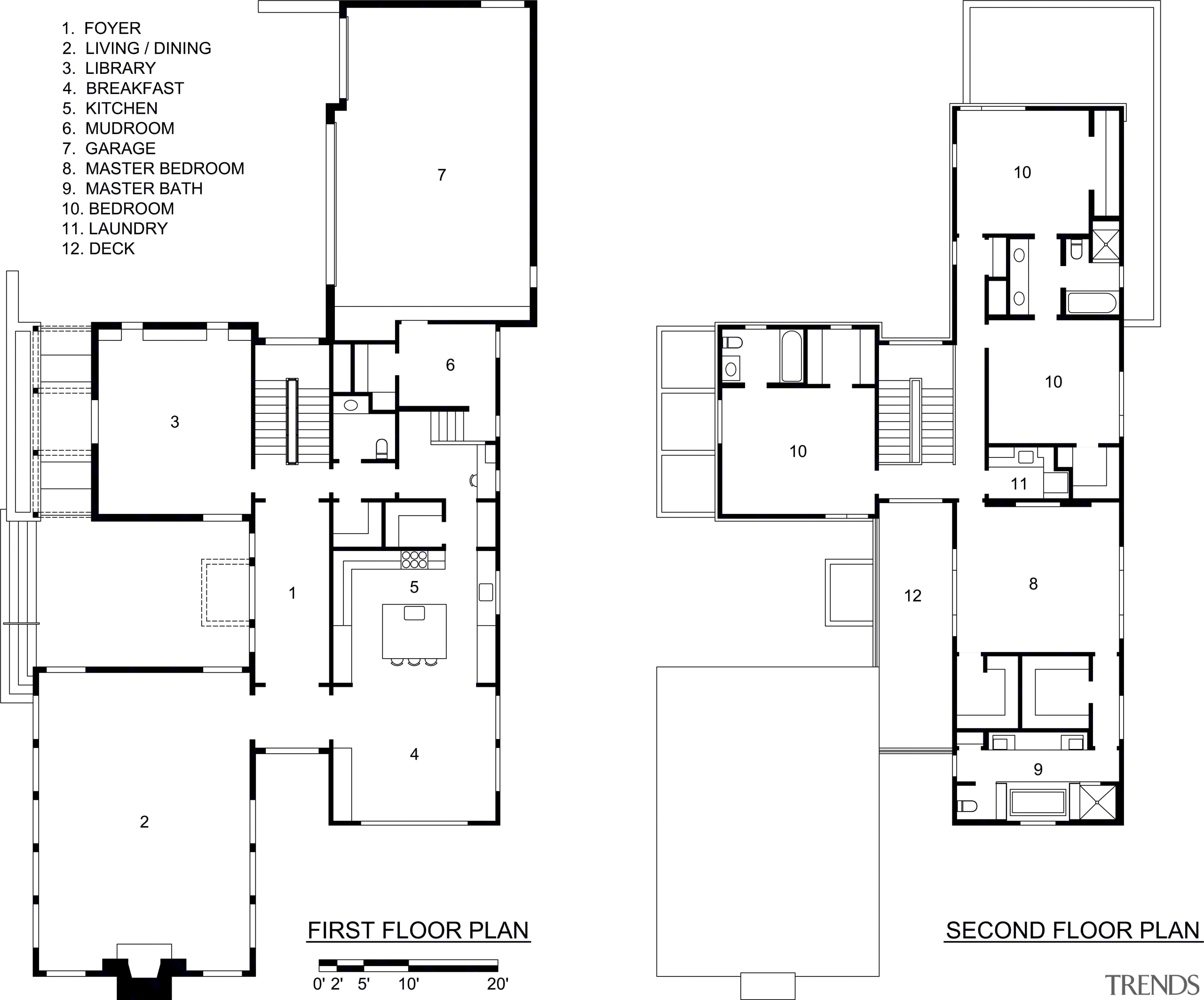 floor plan complete with legend architecture, area, black and white, design, diagram, drawing, floor plan, font, line, product design, square, technical drawing, text, white