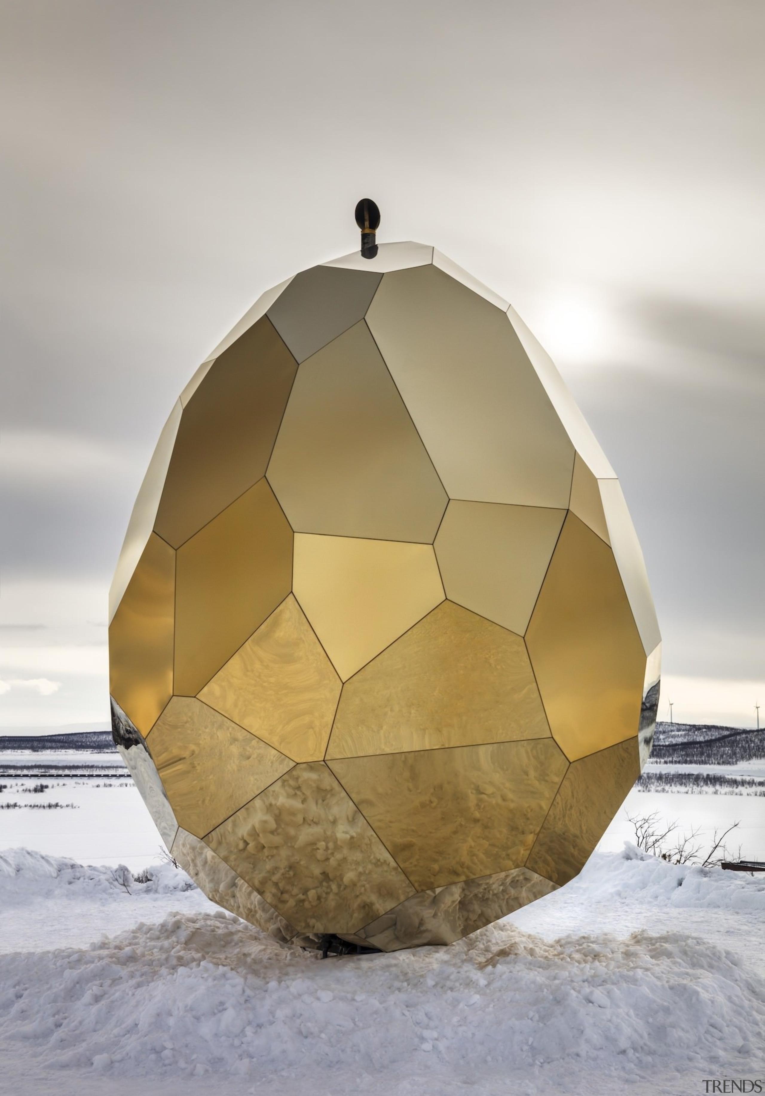 Designed by Bigert & BergströmPhotography by Jean-Baptiste sphere, gray