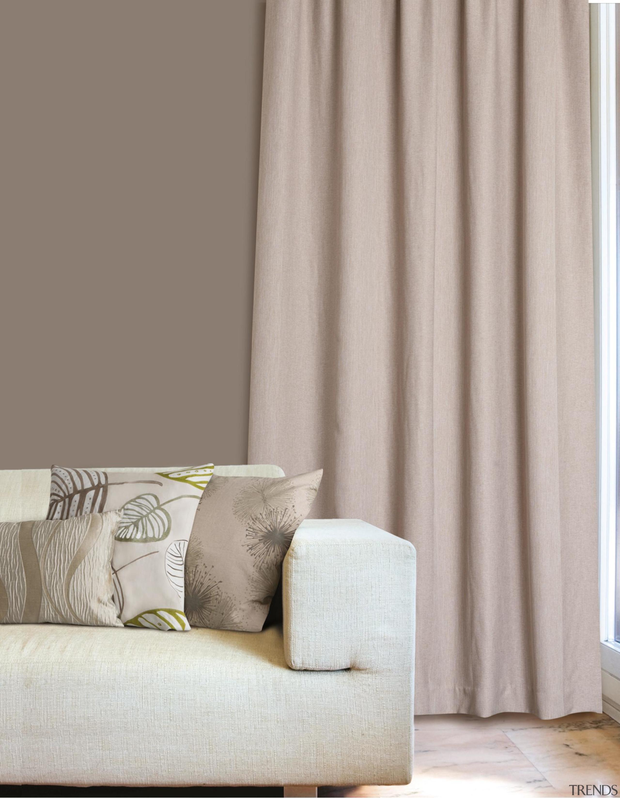 Haven 1 - curtain | decor | interior curtain, decor, interior design, living room, textile, window, window covering, window treatment, gray