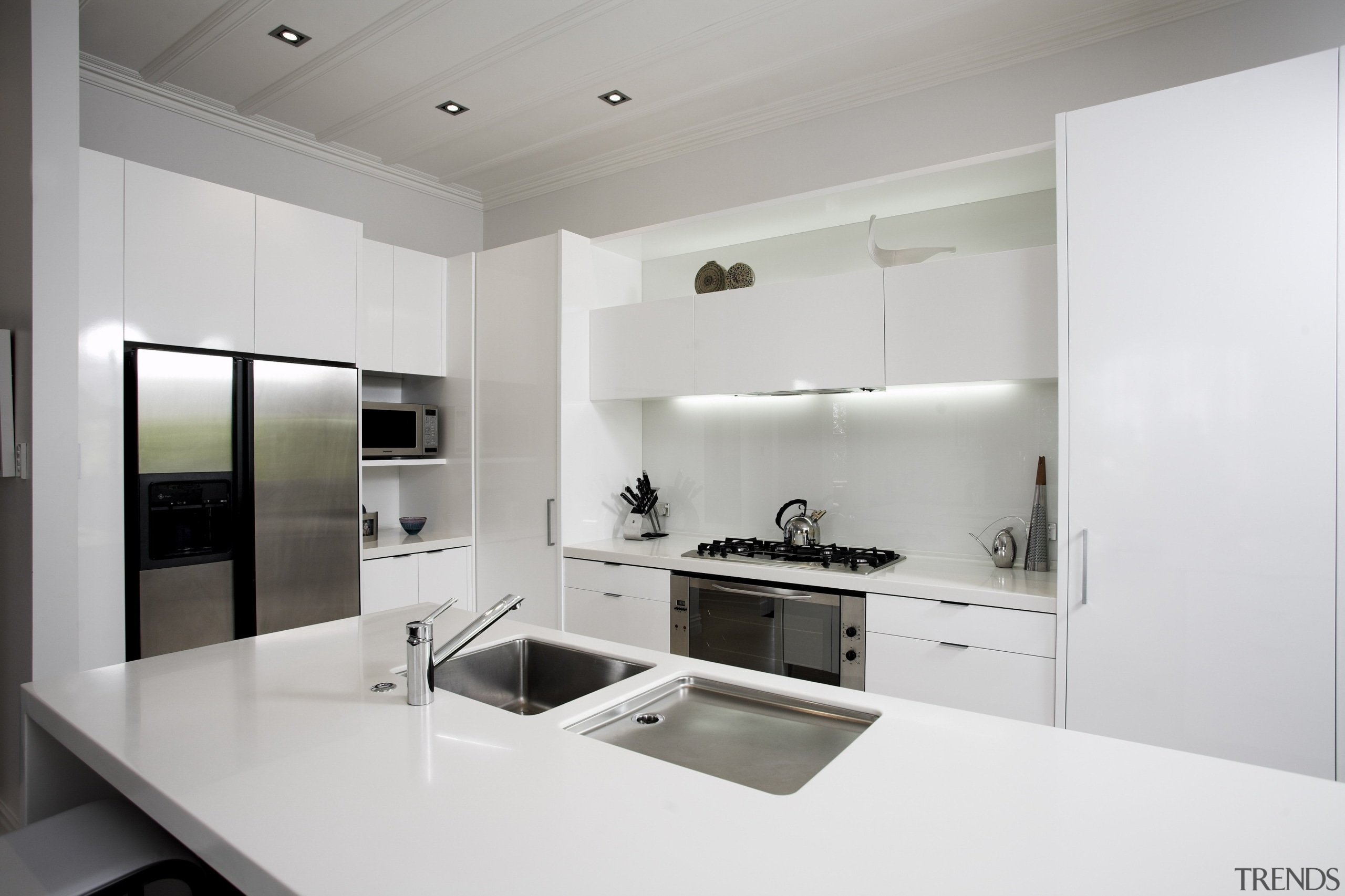 Ponsonby - countertop | cuisine classique | home countertop, cuisine classique, home appliance, interior design, kitchen, real estate, gray, white