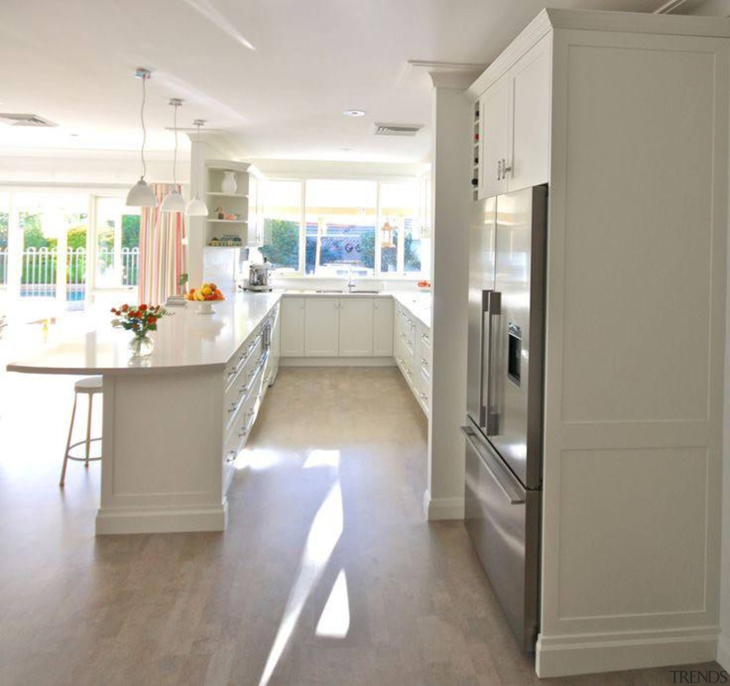Kitchens by Emanuel London Grey - London Grey™ cabinetry, countertop, cuisine classique, floor, flooring, home, interior design, kitchen, property, real estate, room, gray, white