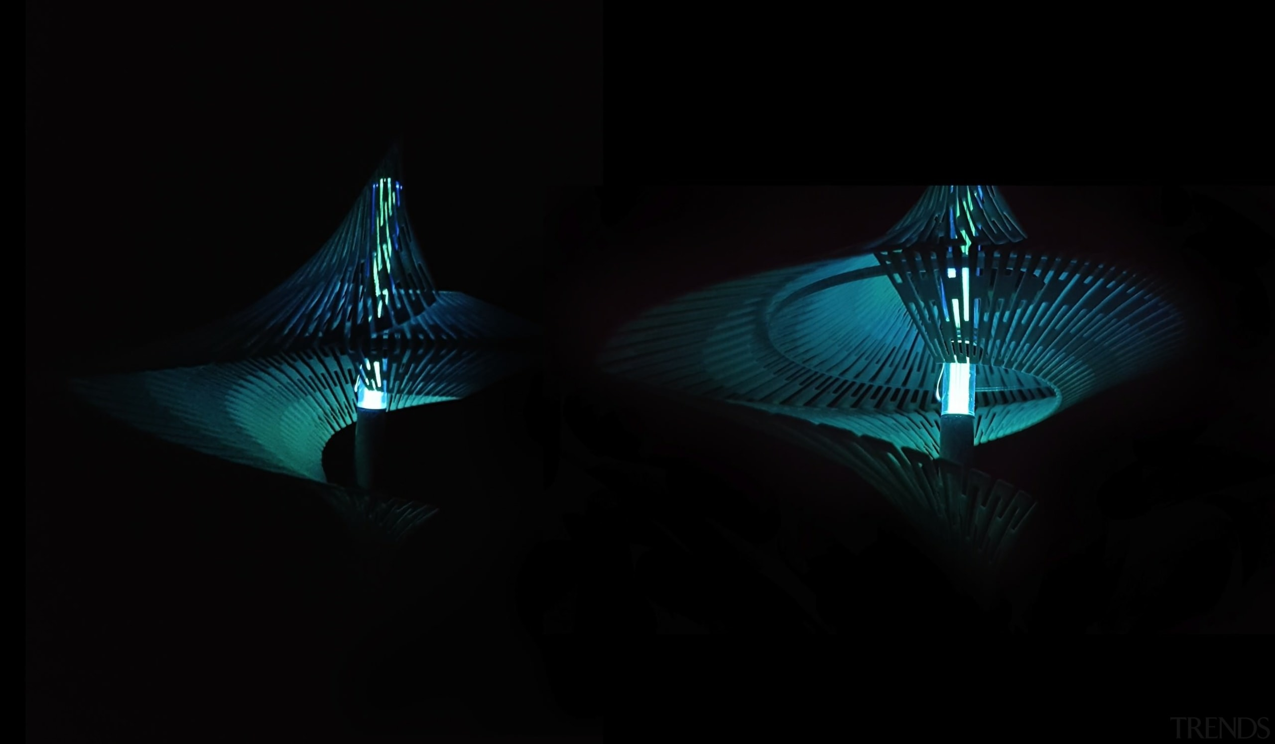 Designed by Margot Krasojevic darkness, light, lighting, night, black