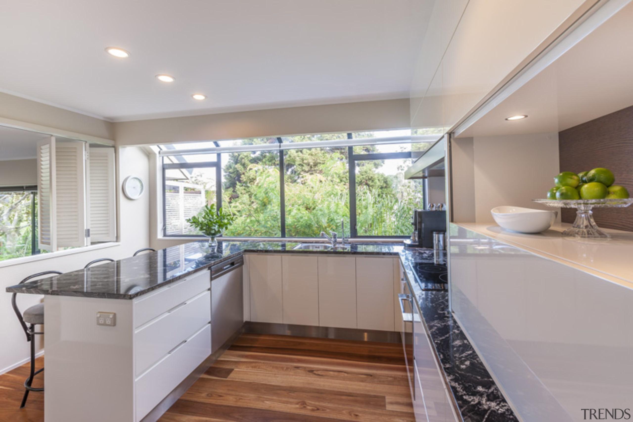 St. Heliers II - countertop | daylighting | countertop, daylighting, estate, house, interior design, kitchen, property, real estate, window, gray